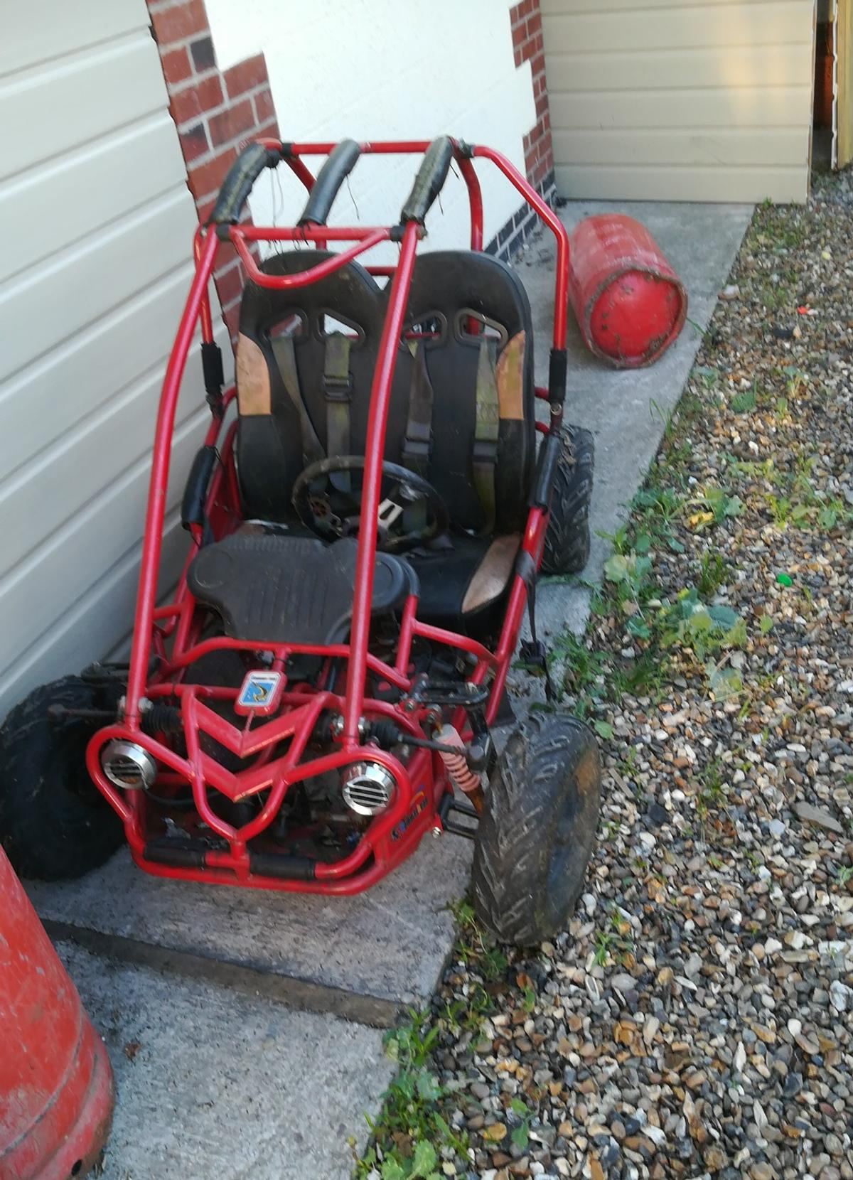 Petrol go-kart spares or repairs in Nuneaton and Bedworth