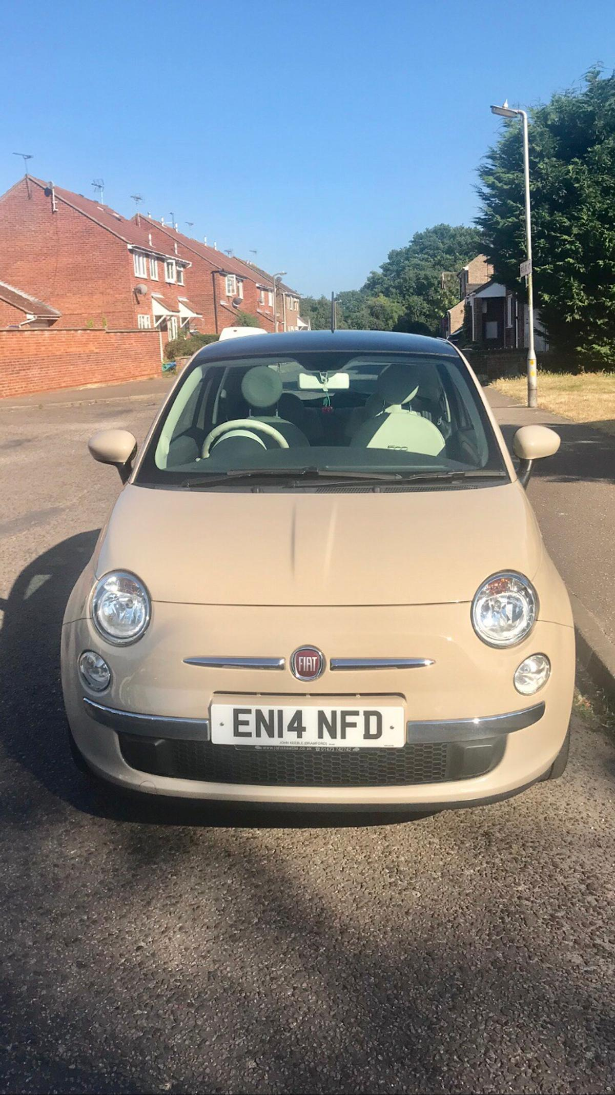 Fiat 500 1 2 Lounge In Co7 Colchester For 5 200 00 For Sale Shpock