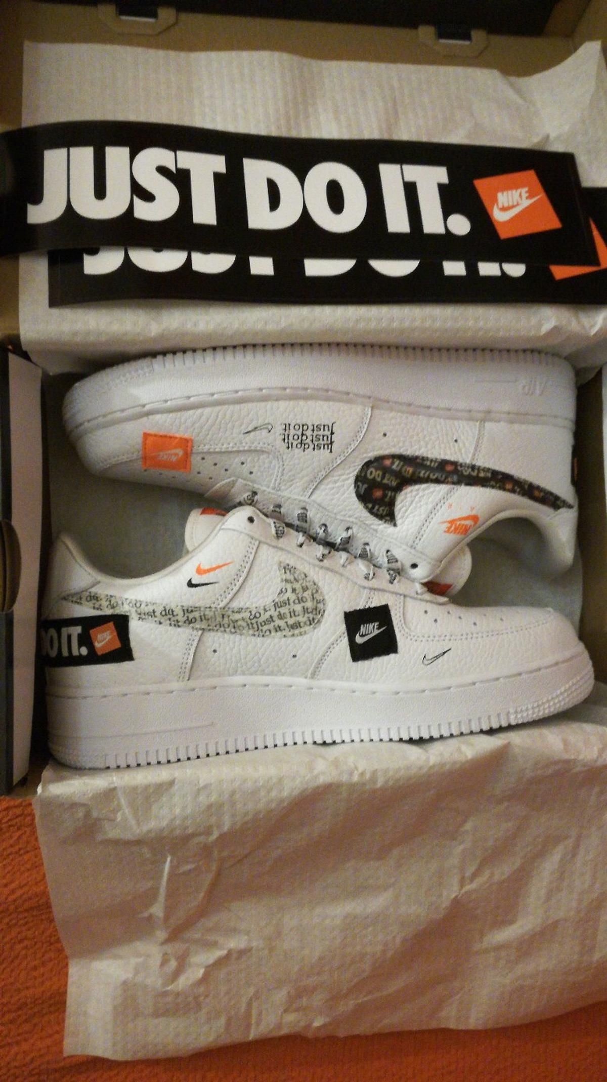 Nike Air Force 1 Just Do It 41 42 sneakers in 10141 Torino