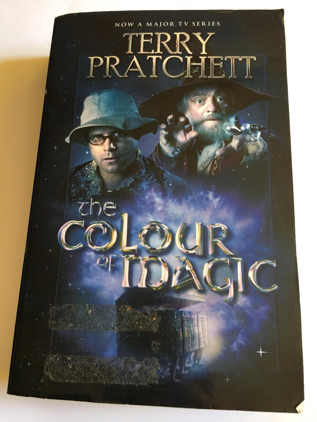 The colour of magic  Terry pratchet