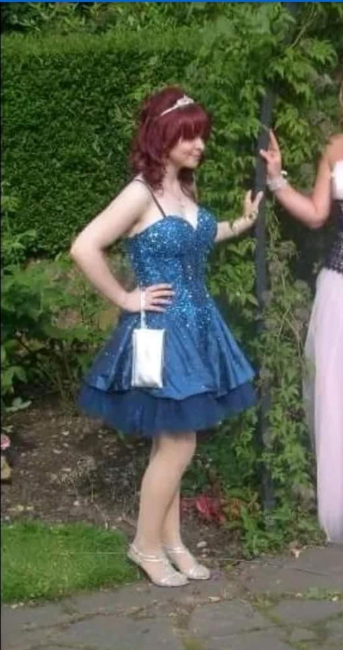 a412b5bd72 Dynasty London Prom Dress in SK14 Tameside for £70.00 for sale - Shpock