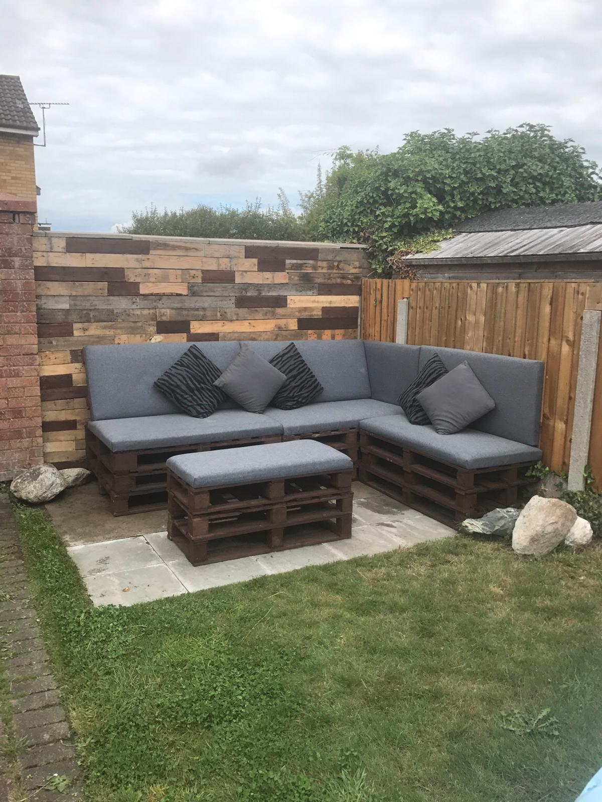 Garden Furniture Pallet Seating Lounge In L30 Sefton For 325 00 For