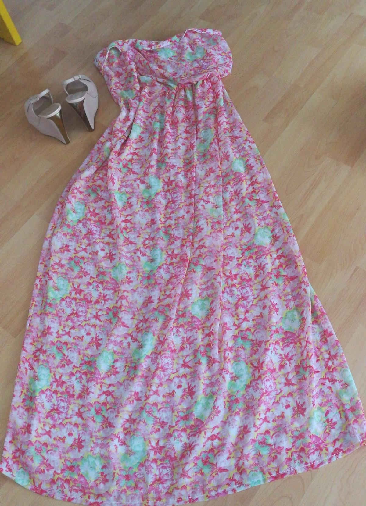 Zara Maxi Kleid neu in 10 Bad Rappenau for €10.10 for sale  Shpock