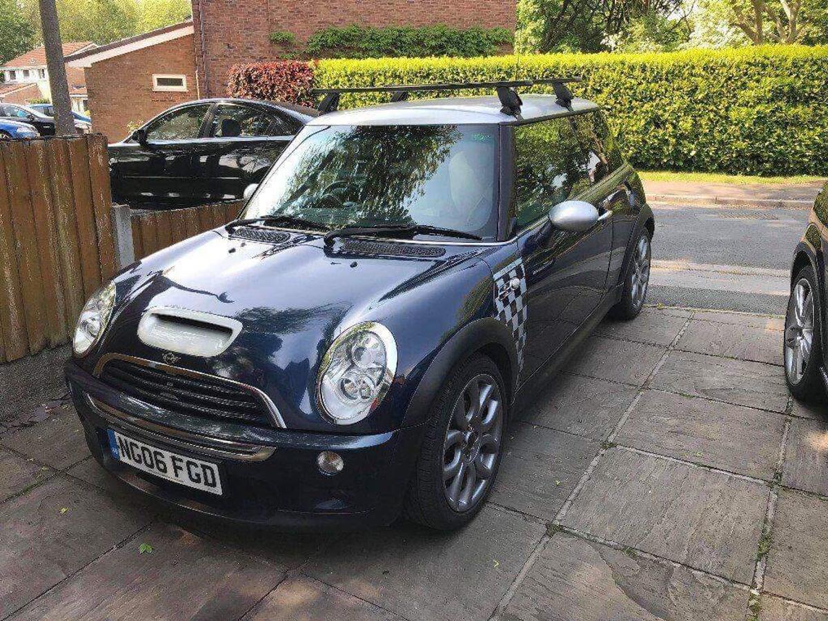 mini cooper s r53 checkmate CAT D in Preston for £1,700 00