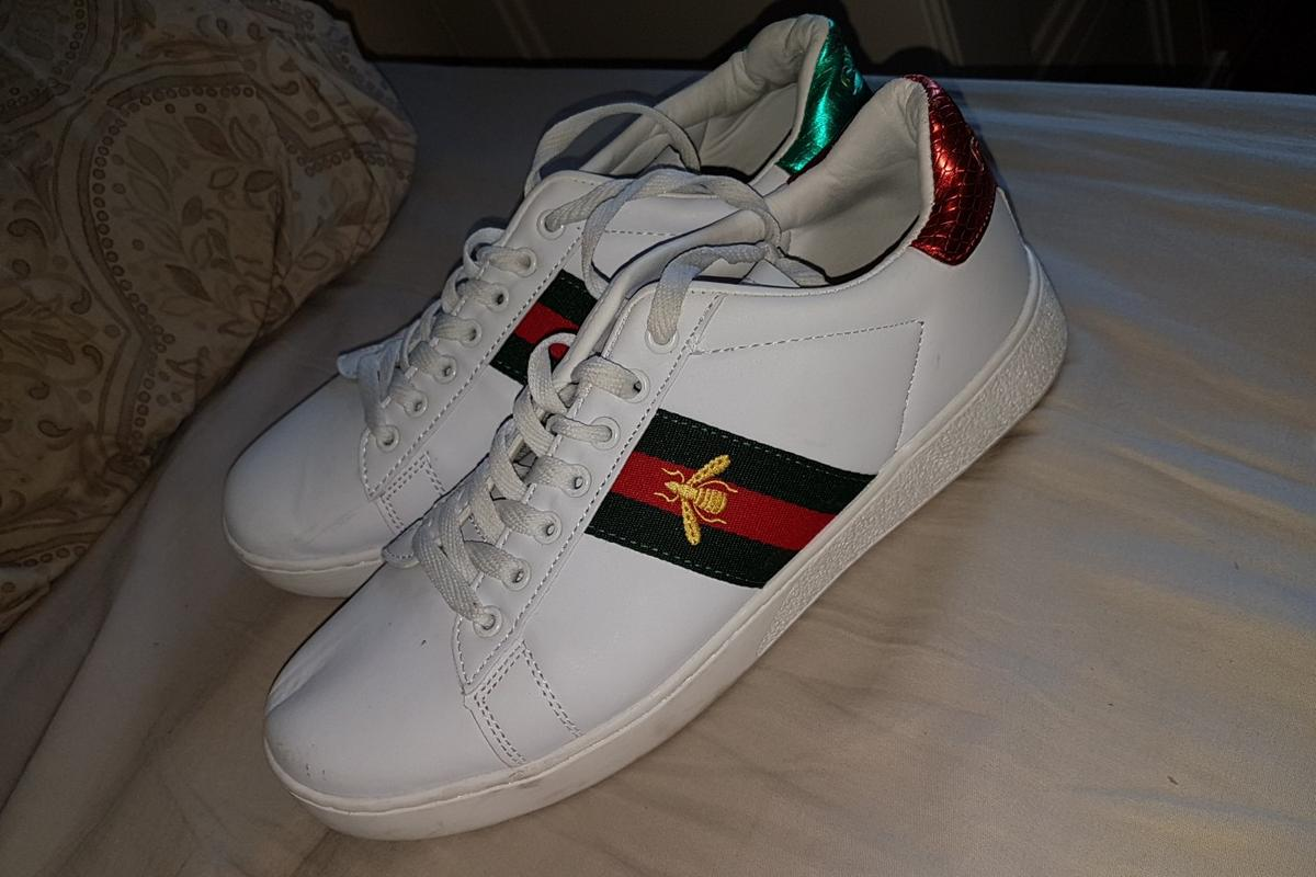 1878578ac19 Gucci ace bug sneakers in PO4 Portsmouth for £45.00 for sale - Shpock