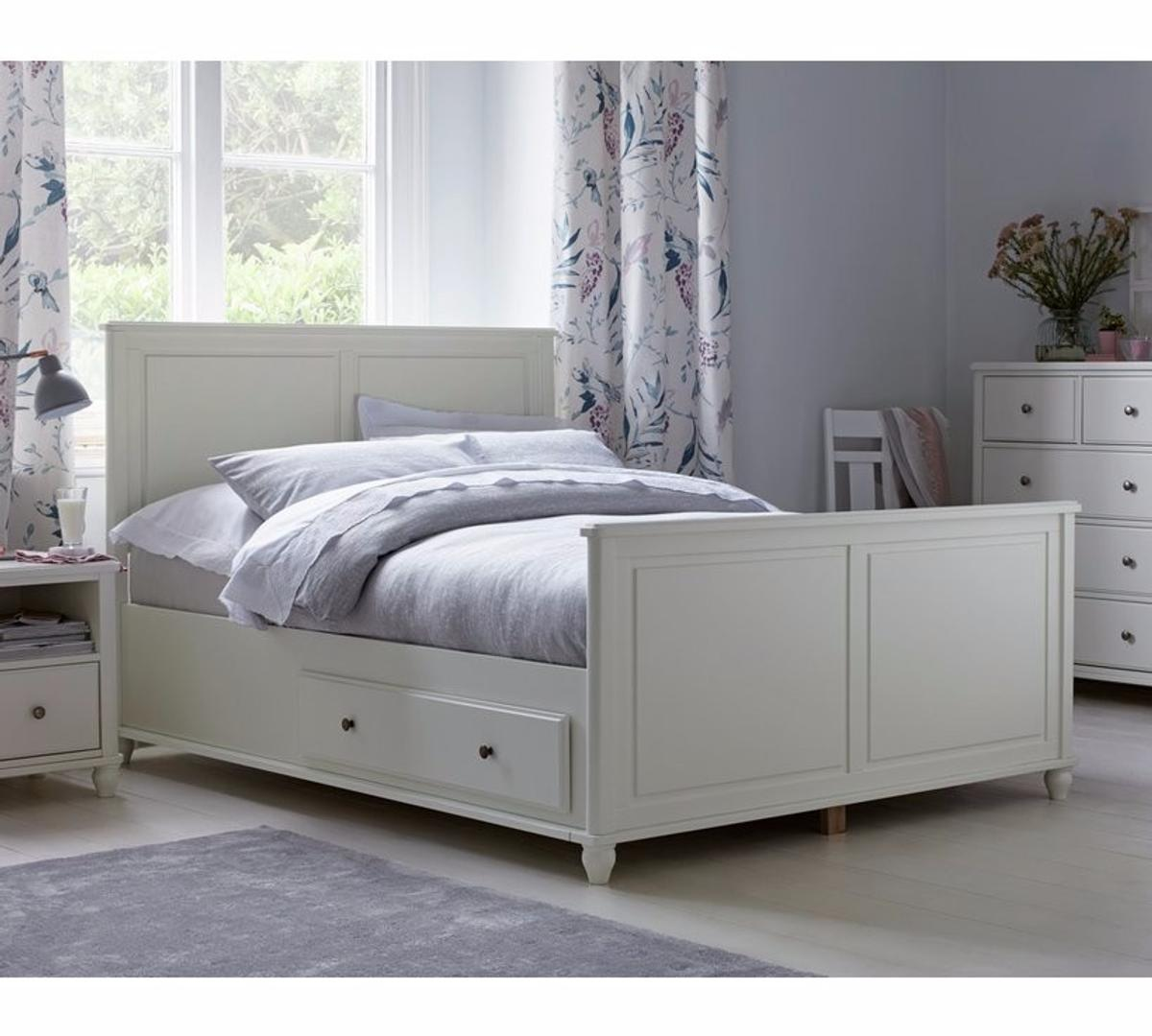 New Argos 7 drawer kingsize bed frame in WA7 Widnes for £7.7