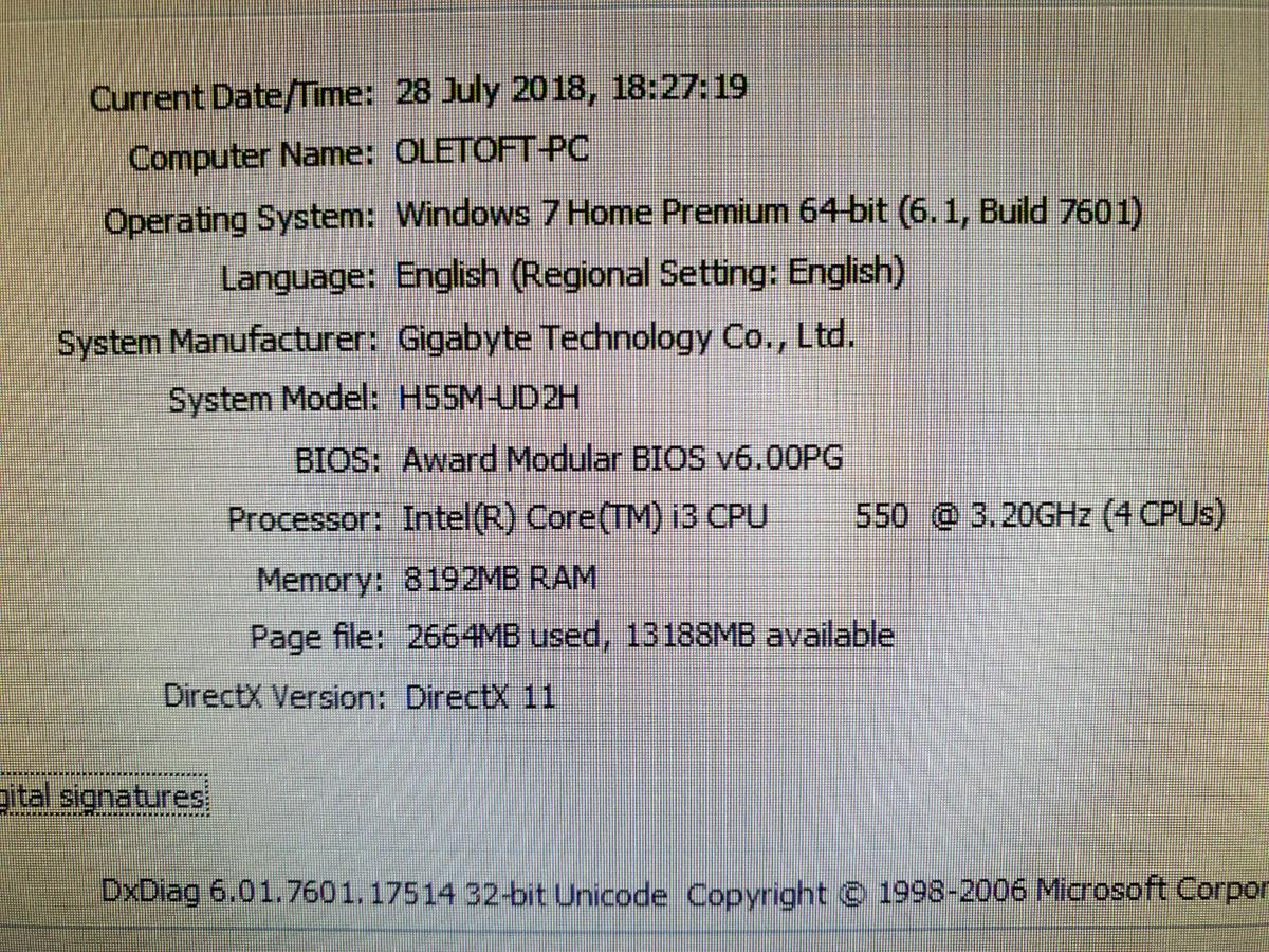 Gaming PC in SY11 Oswestry for £299 00 for sale - Shpock