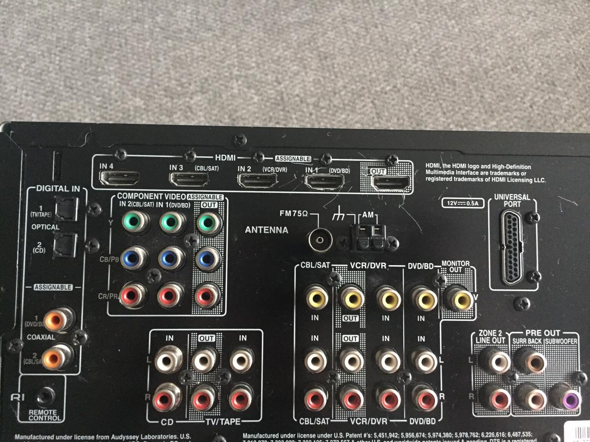 Onkyo TX-SR507 HD AV receiver in WN3 Wigan for £45 00 for