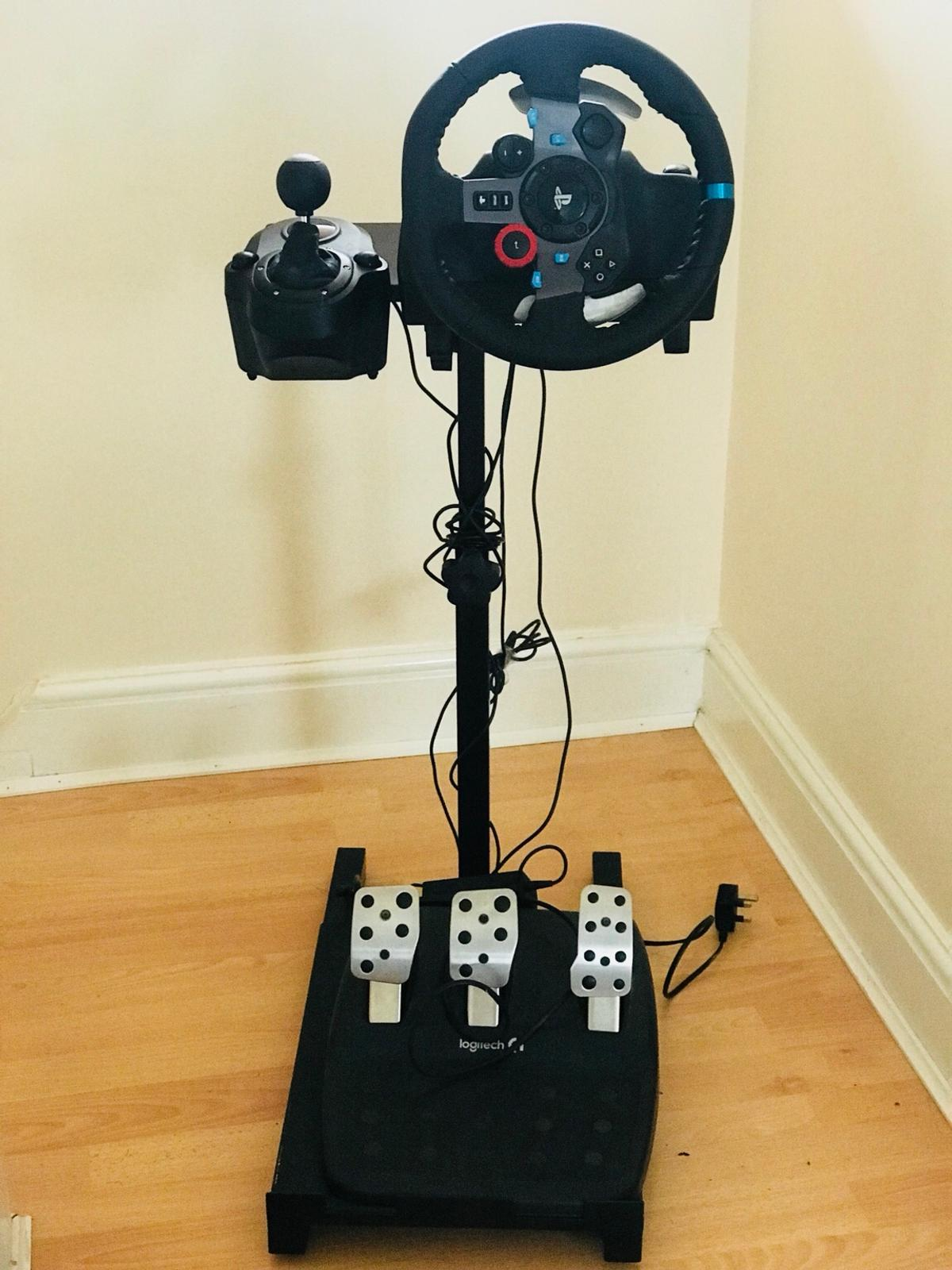 317ee613e60 Logitech G29 with Gear shift pedal and stand in EN2 Enfield for ...