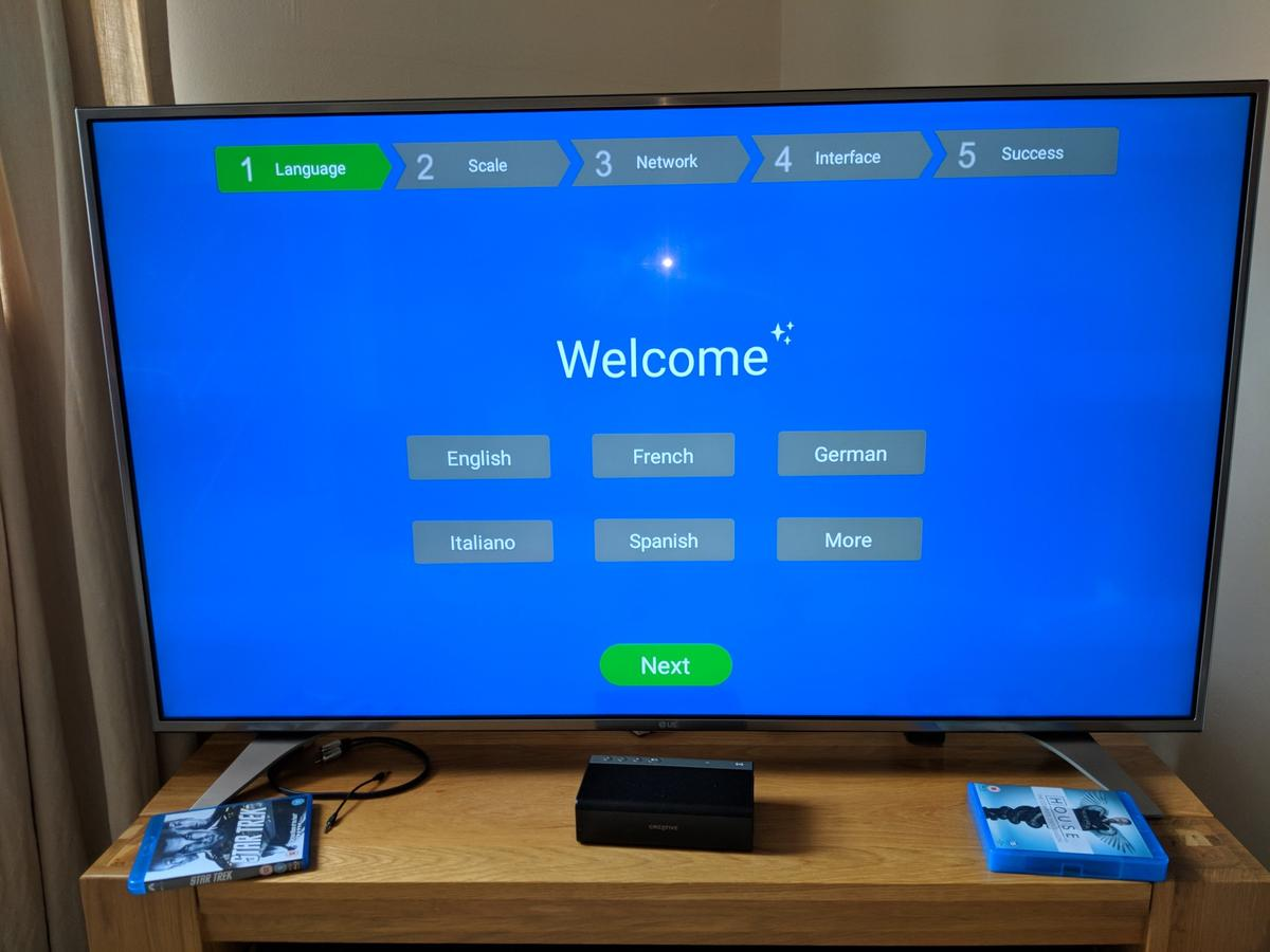NexBox A95X Android 7 1 TV