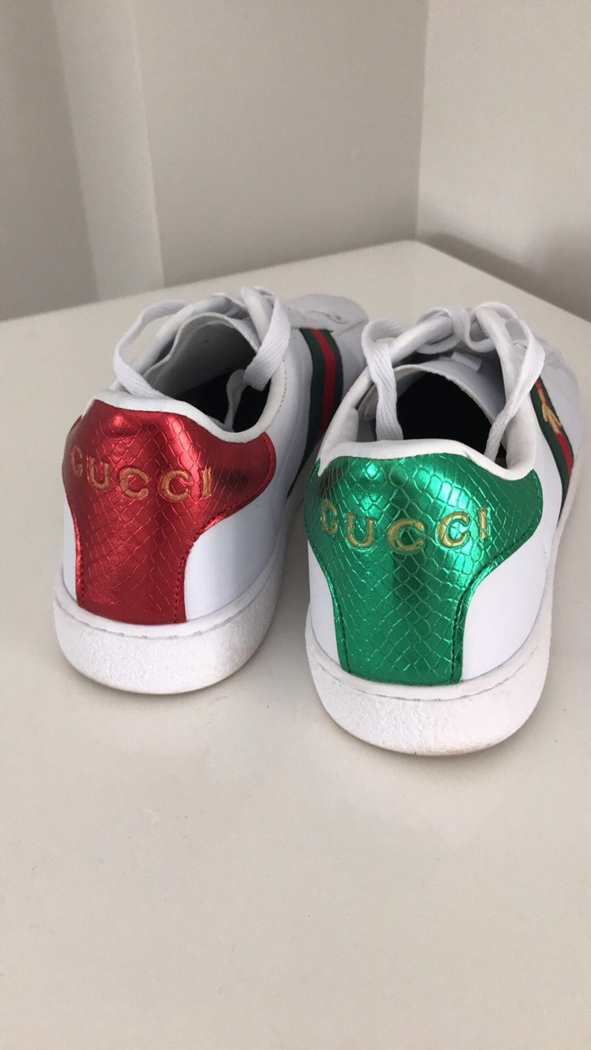 15fac56b70b Gucci ace bee trainers in FK7 Cowie for £40.00 for sale - Shpock