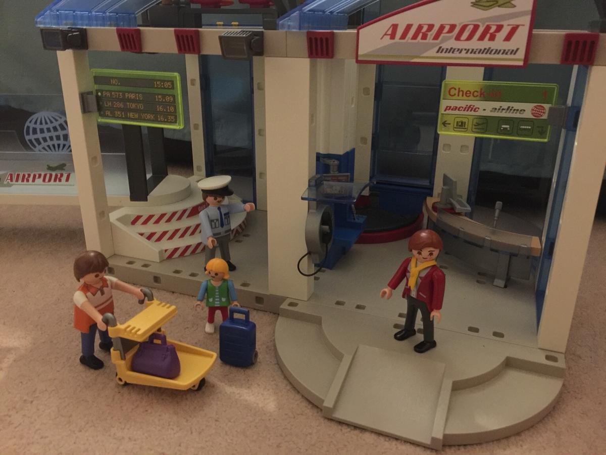 Playmobil Set - 4311 - Airport in Groby for £50 00 for sale - Shpock