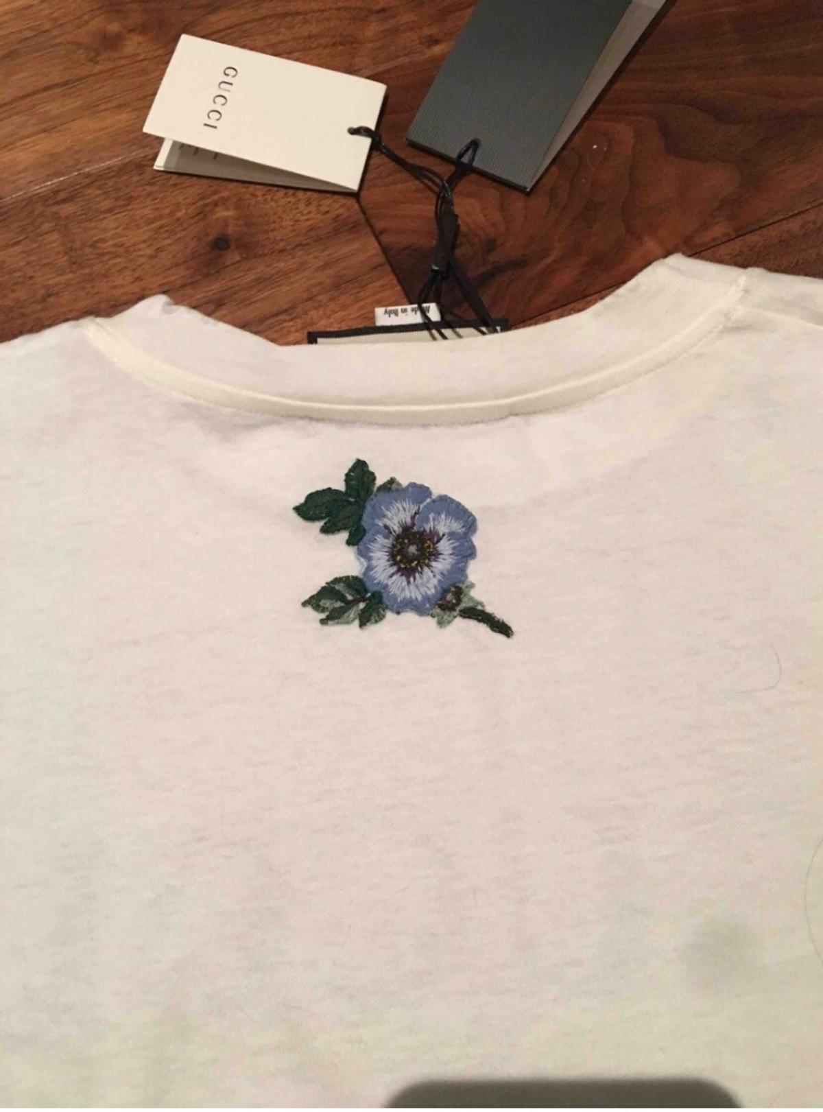 05ffe1738e3 Gucci authentic t-shirt in SW5 Chelsea for £350.00 for sale - Shpock