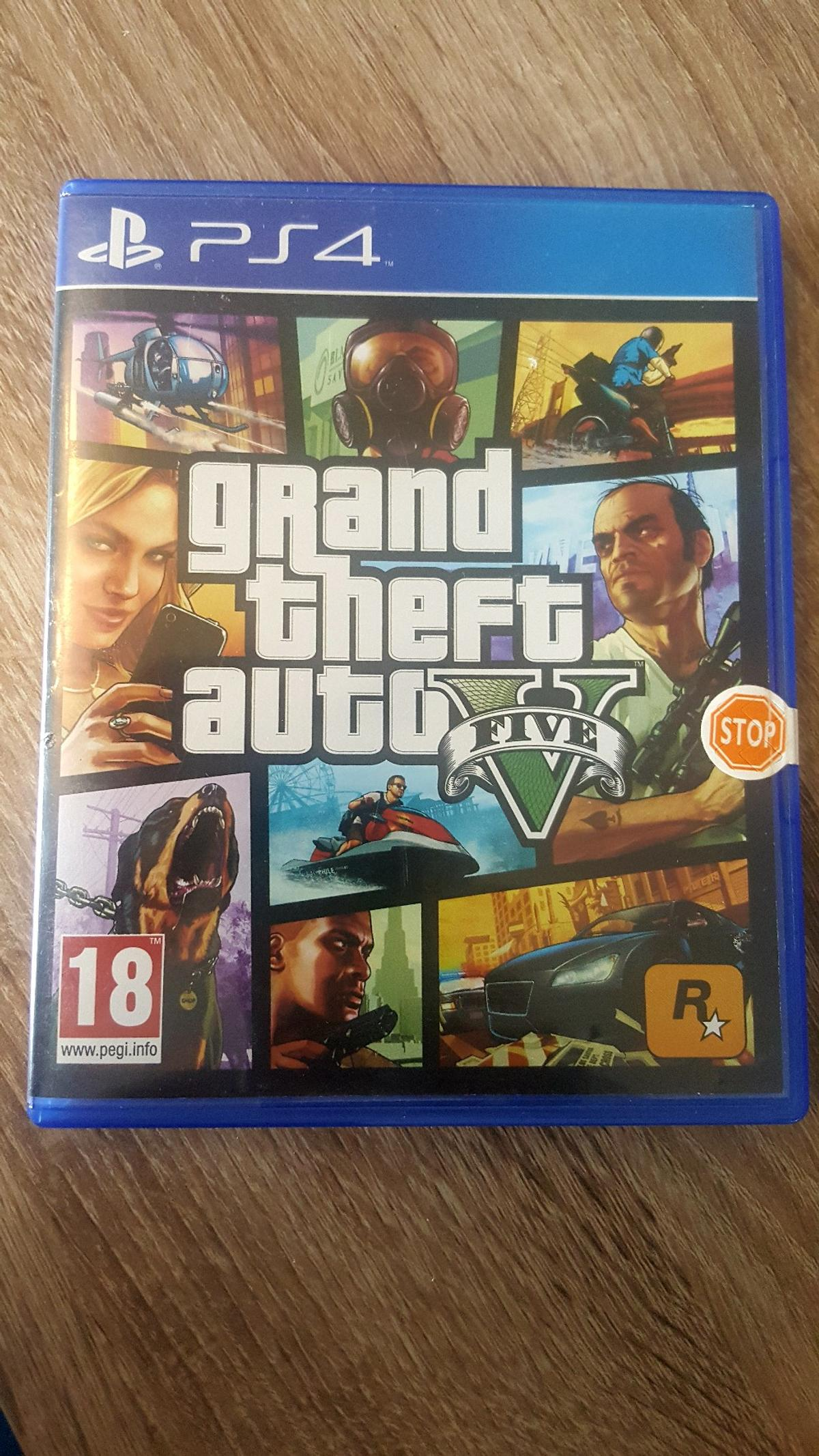 Playstation 4 GTA 5