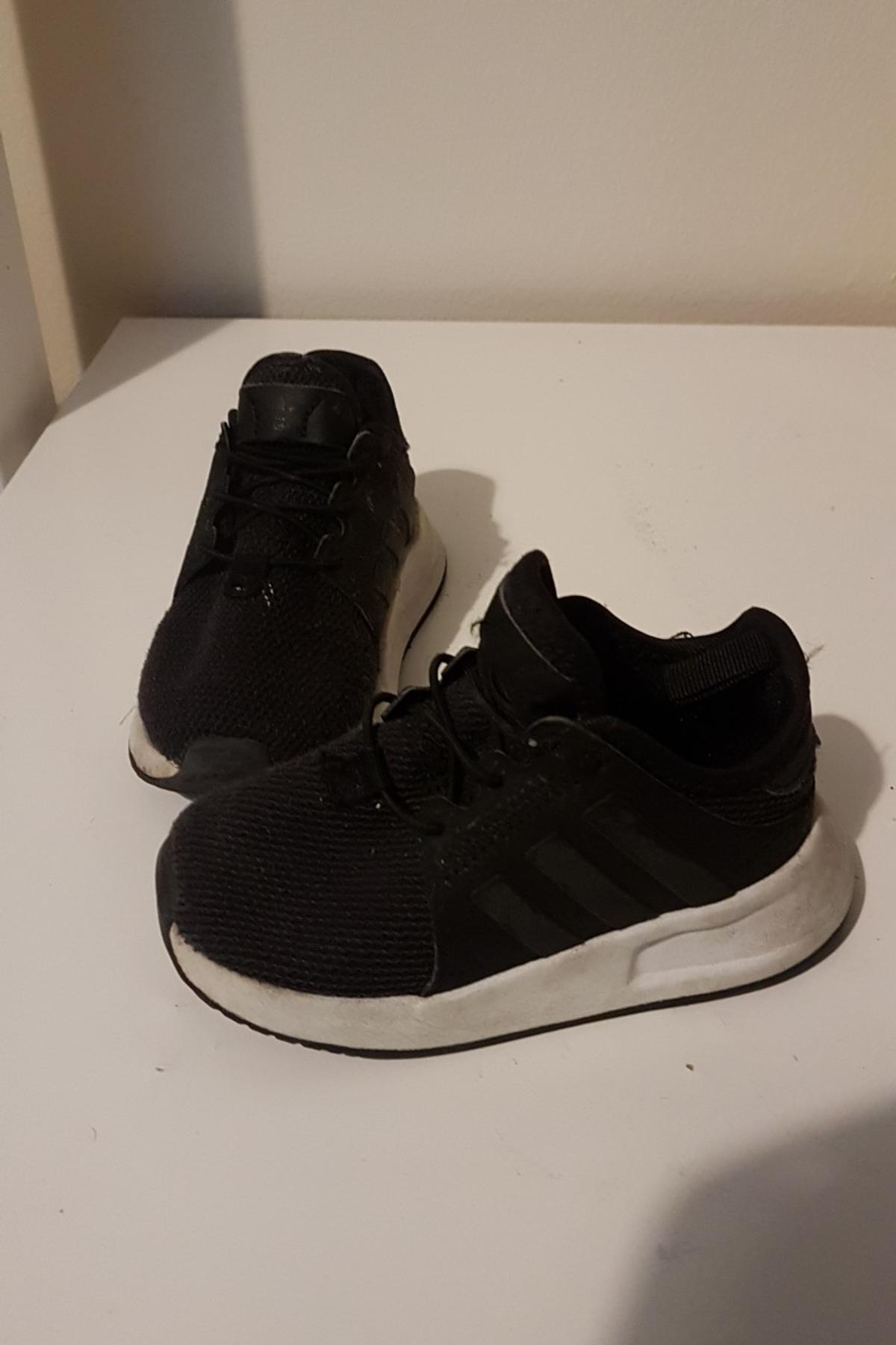 Boys Adidas trainers size 6 infants