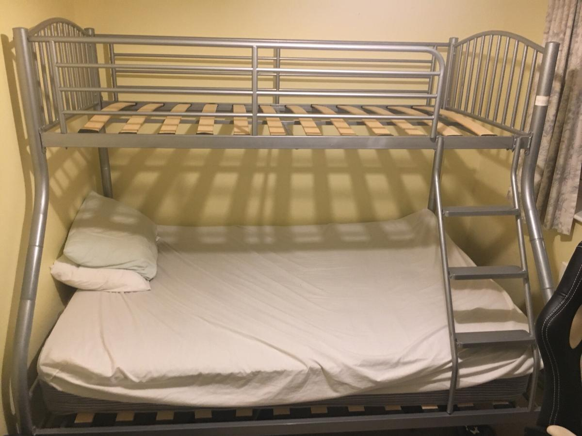 Ikea Triple Bunk Bed In Oldham For 30 00 Sale Shpock