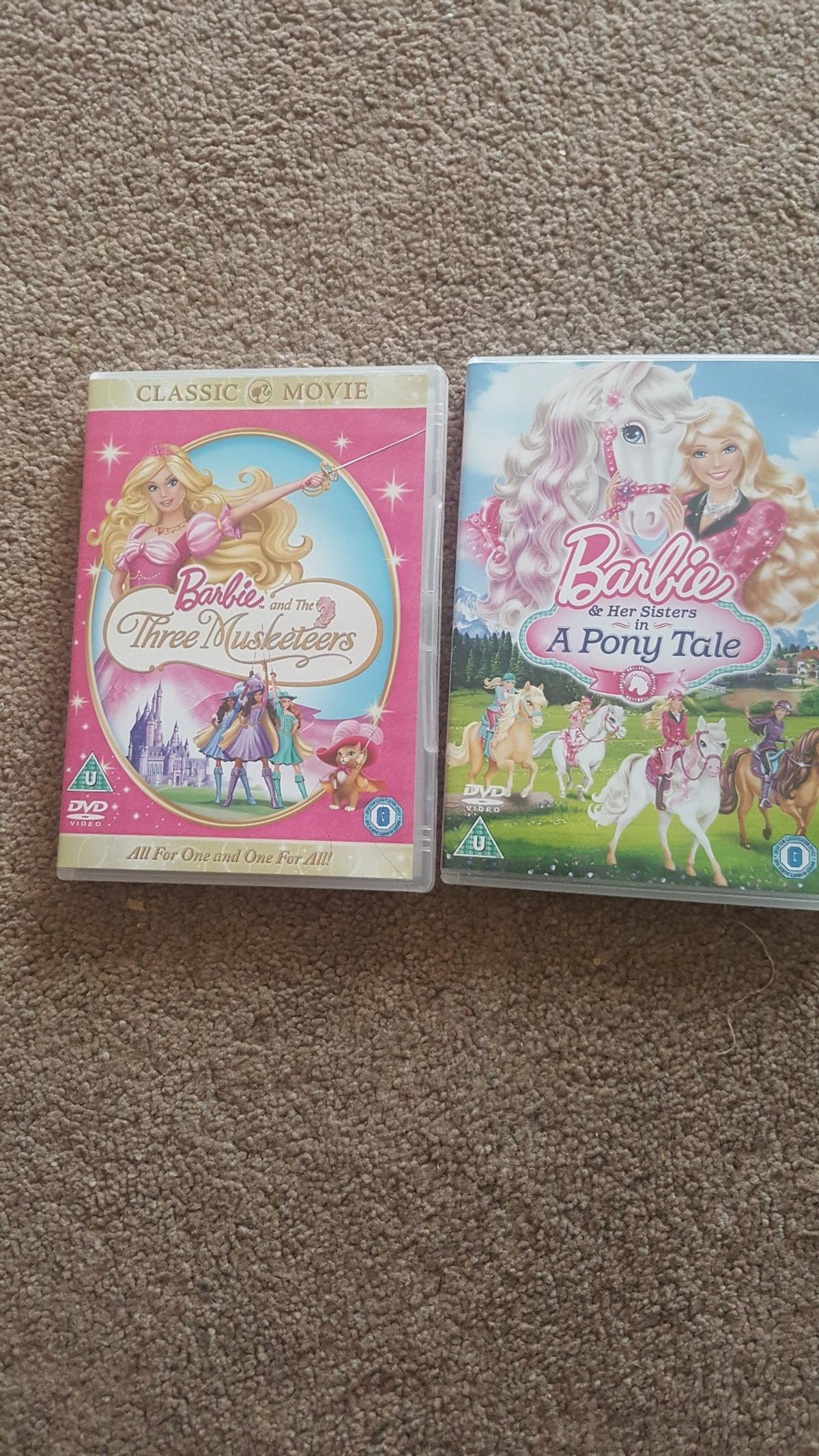 Amazon.com: Barbie and Her Sisters in a Pony Tale Barbie and ... | 2133x1200