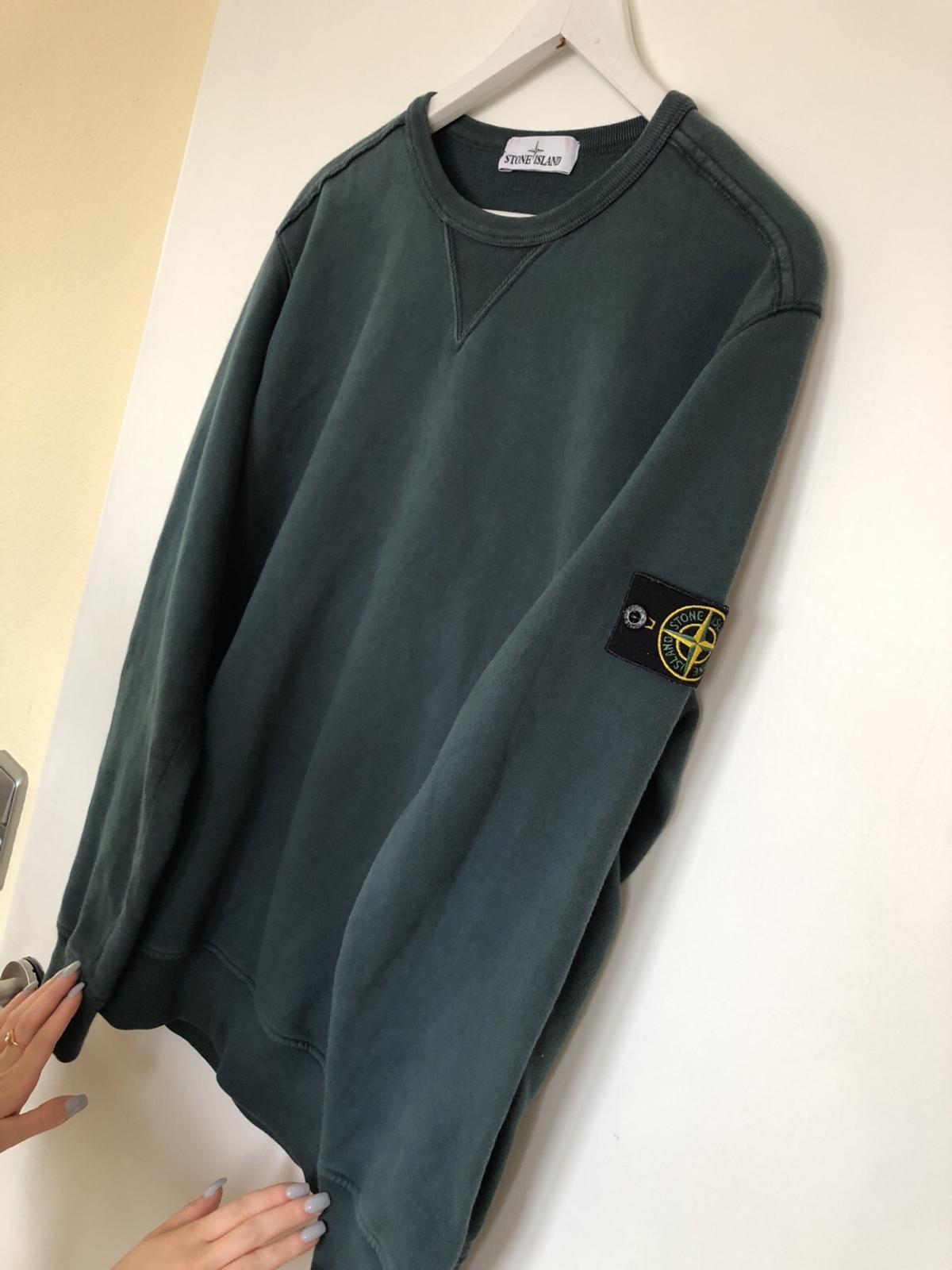 Stone Island Sweater olive PREIS VB in 56283 Nörtershausen