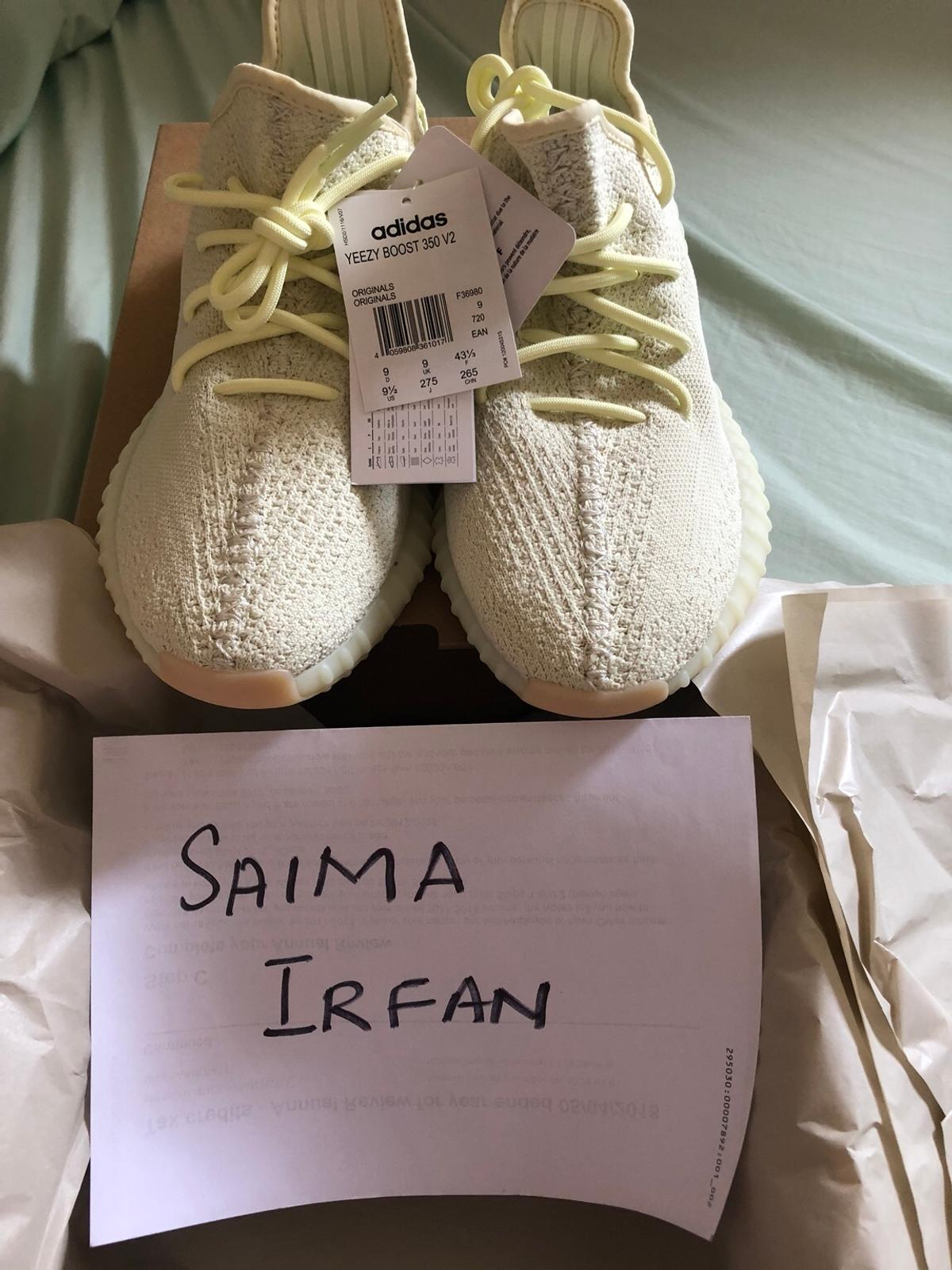 Adidas Yeezy Boost 350 V2 Butter Uk size 10 in London
