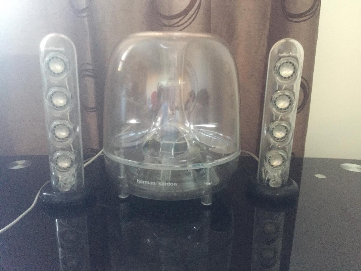 Harman Kardon soundsticks iii in WN2 Wigan for £65 00 for sale - Shpock
