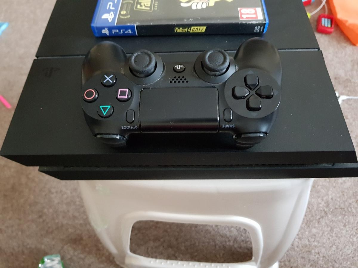 PS4 MATTE 500GB MINT CONDITION in WF15 Kirklees for £150 00 for sale