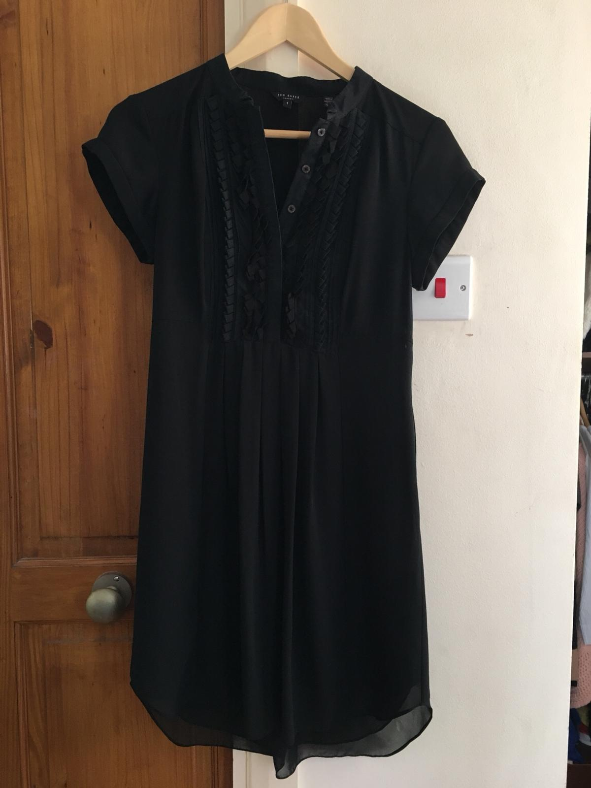 b6ccb42a6 Ted Baker black tunic dress size XS 8 in TW2 Thames for £10.00 for ...