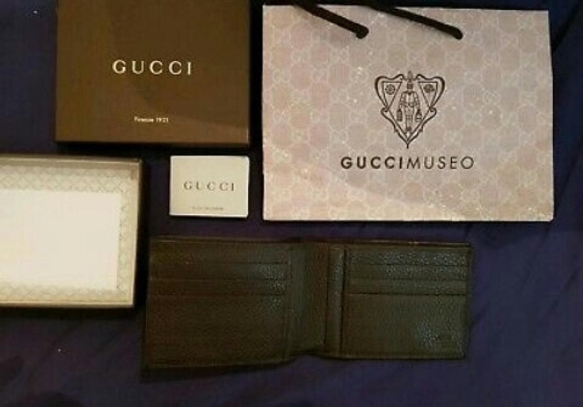 1a483ea200f9 100% genuine Gucci wallet in NN2 Northampton for £50.00 for sale ...