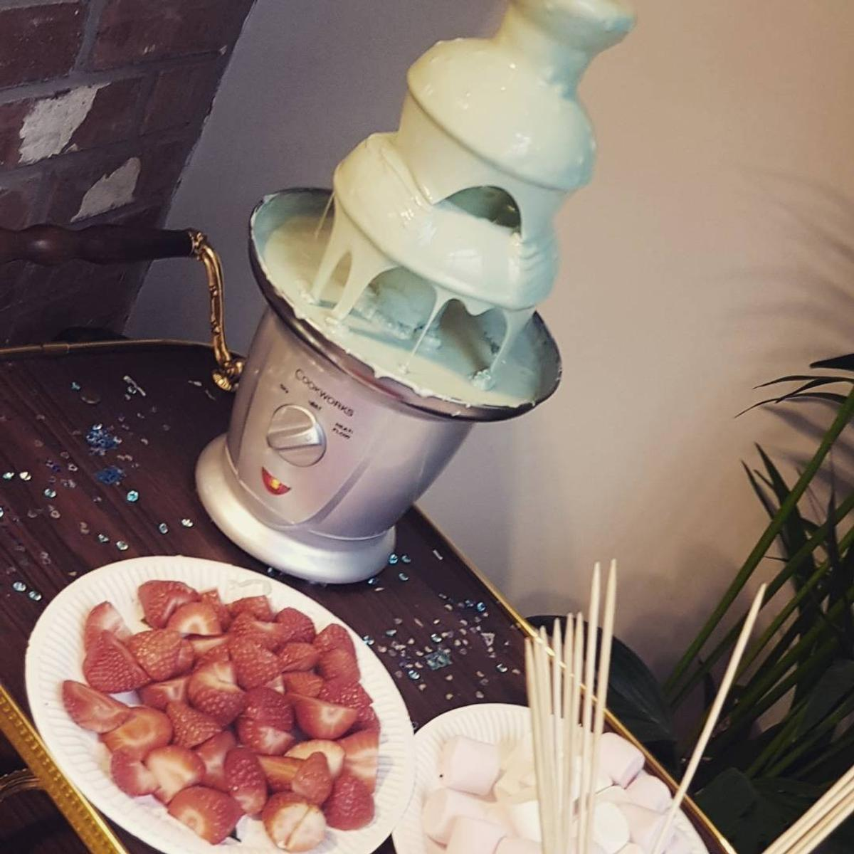 Cookworks Chocolate Fountain