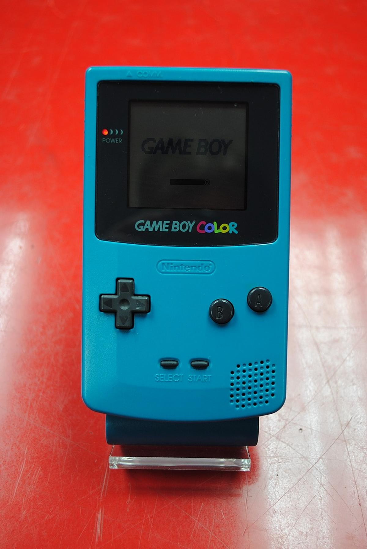 Gameboy Color Console Teal in M4 Manchester for £50 00 for