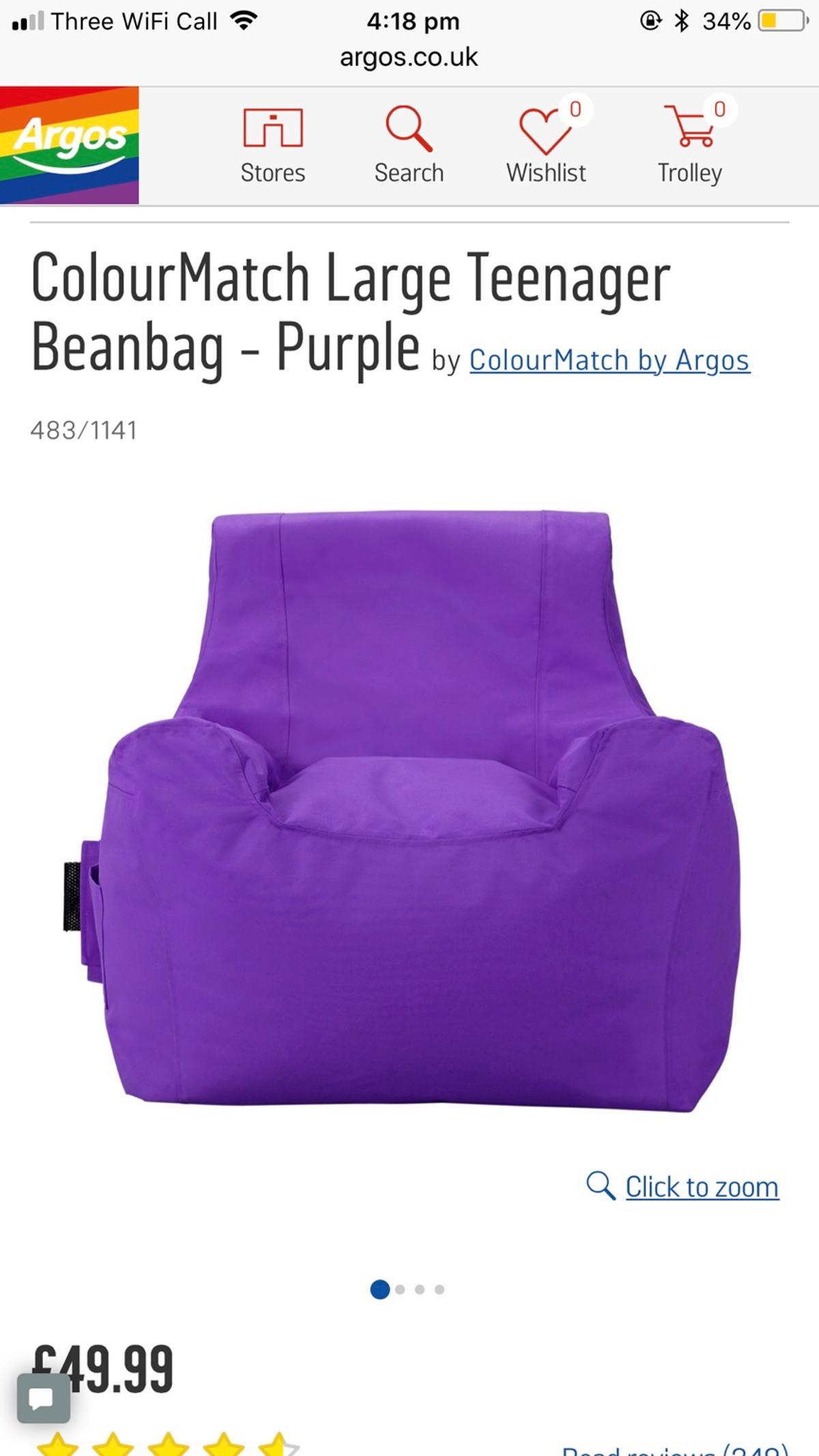 Brilliant Argos Bean Bag Chair Gmtry Best Dining Table And Chair Ideas Images Gmtryco