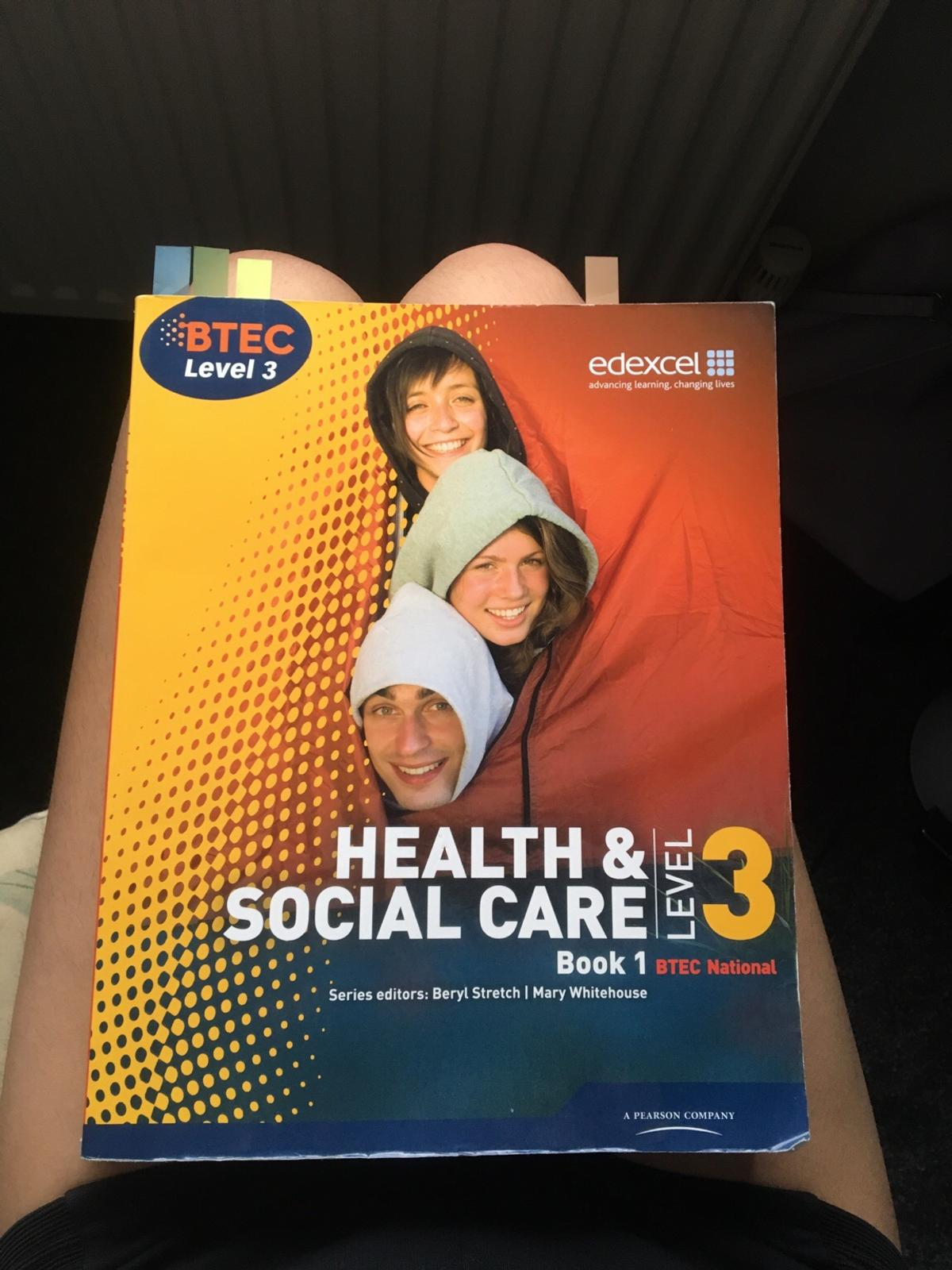health and social care level 3 units
