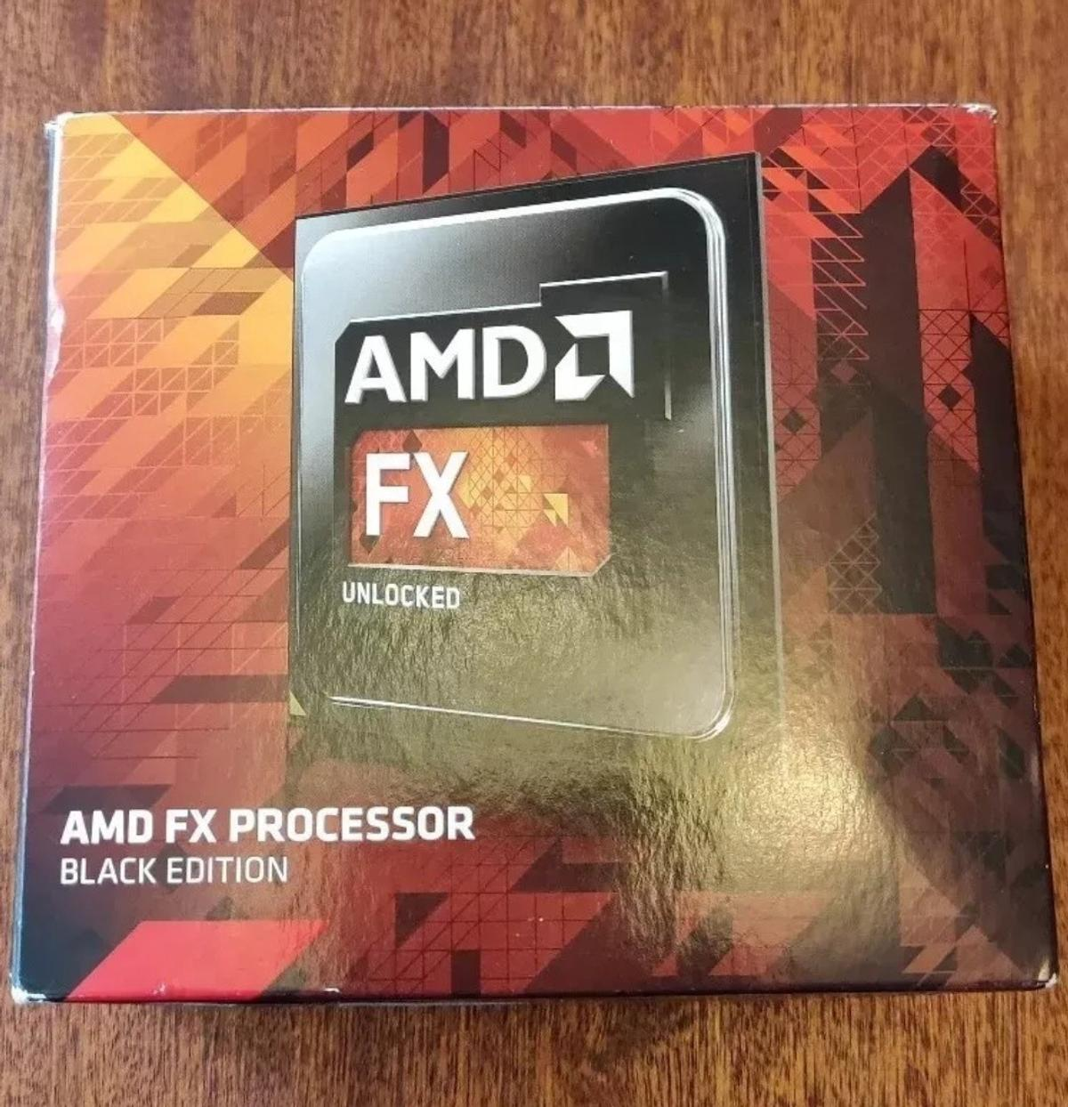 AMD FX-8320 Black Edition - 4GHz Eight Core in ST4-Trent for £25 00