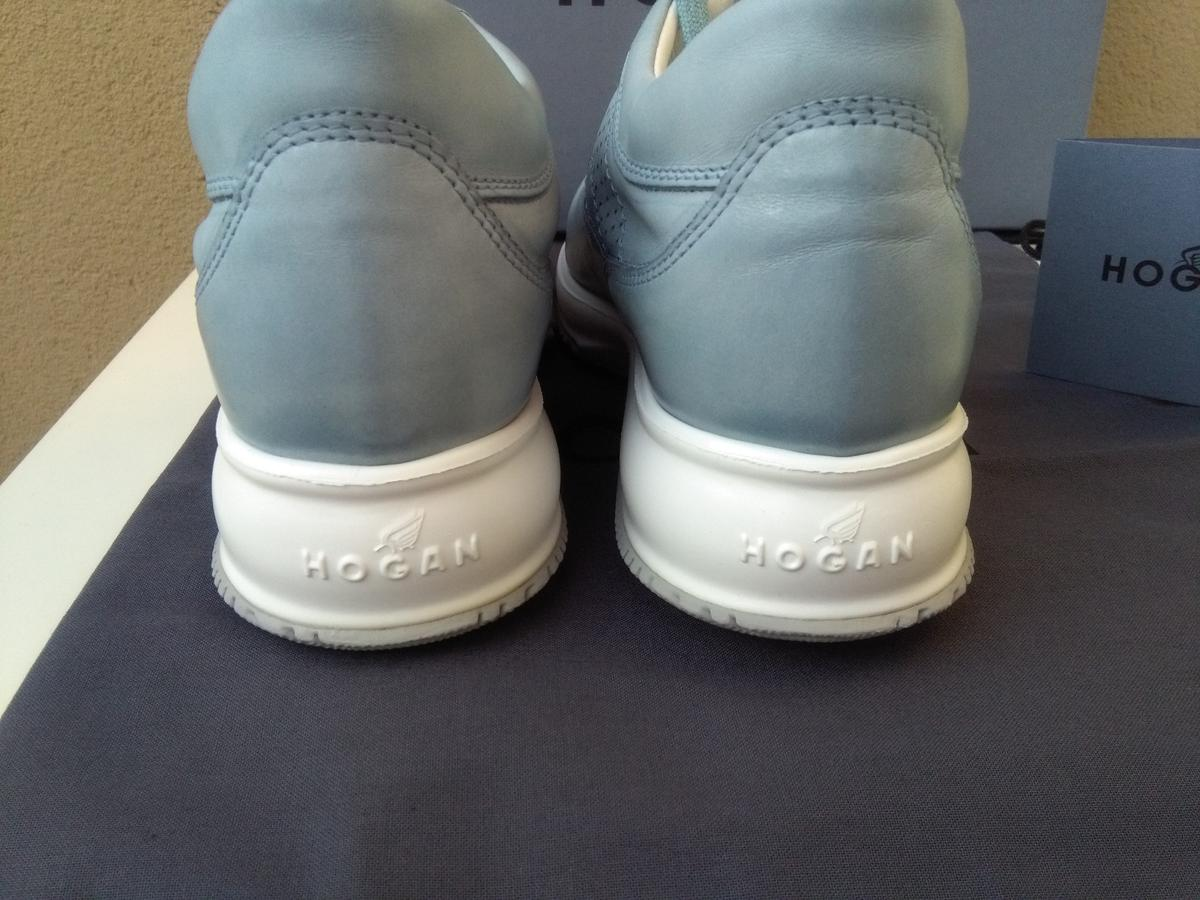 Sneakers Interactive Hogan donna azzurre in p in 20064 Gessate for ...