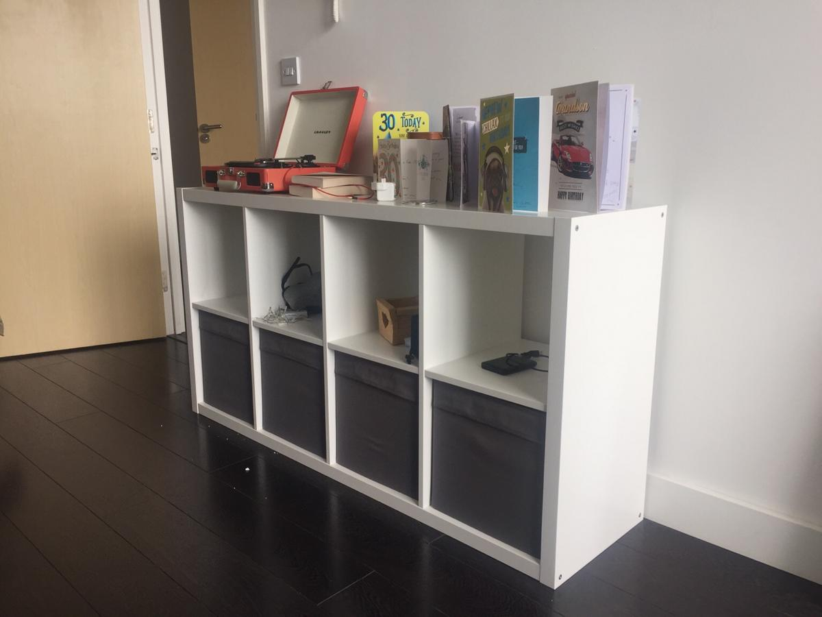 meet 47f65 f3d80 IKEA Kallax storage unit / bookcase