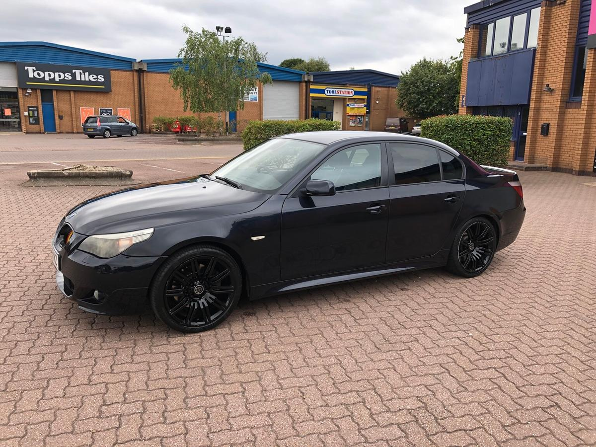Bmw 535d E60 M Sport Remapped 370bhp In Slough For 5 500 00 For