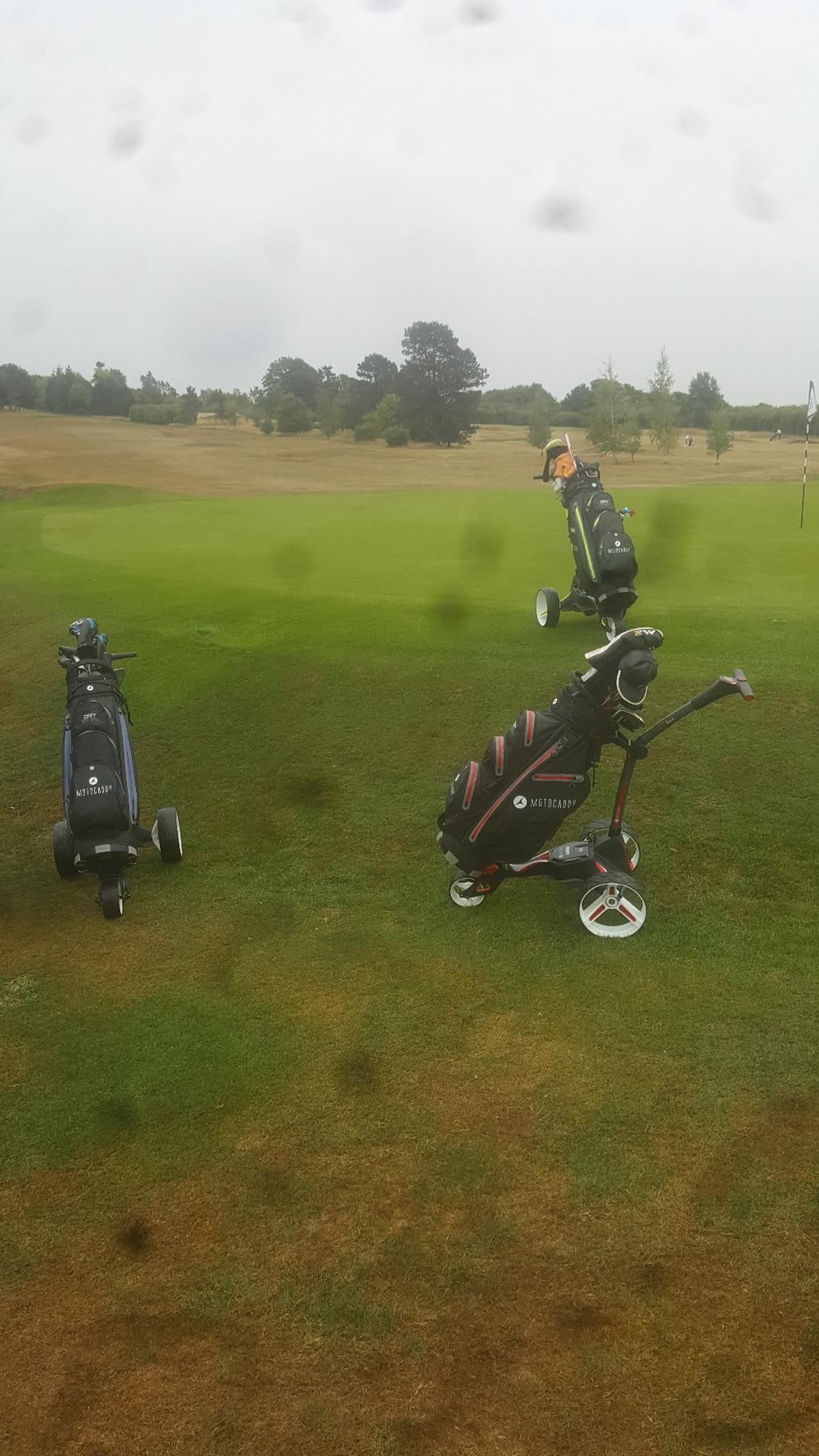 Motocaddy M1DHC 2018 in B76 Birmingham for £450 00 for sale - Shpock