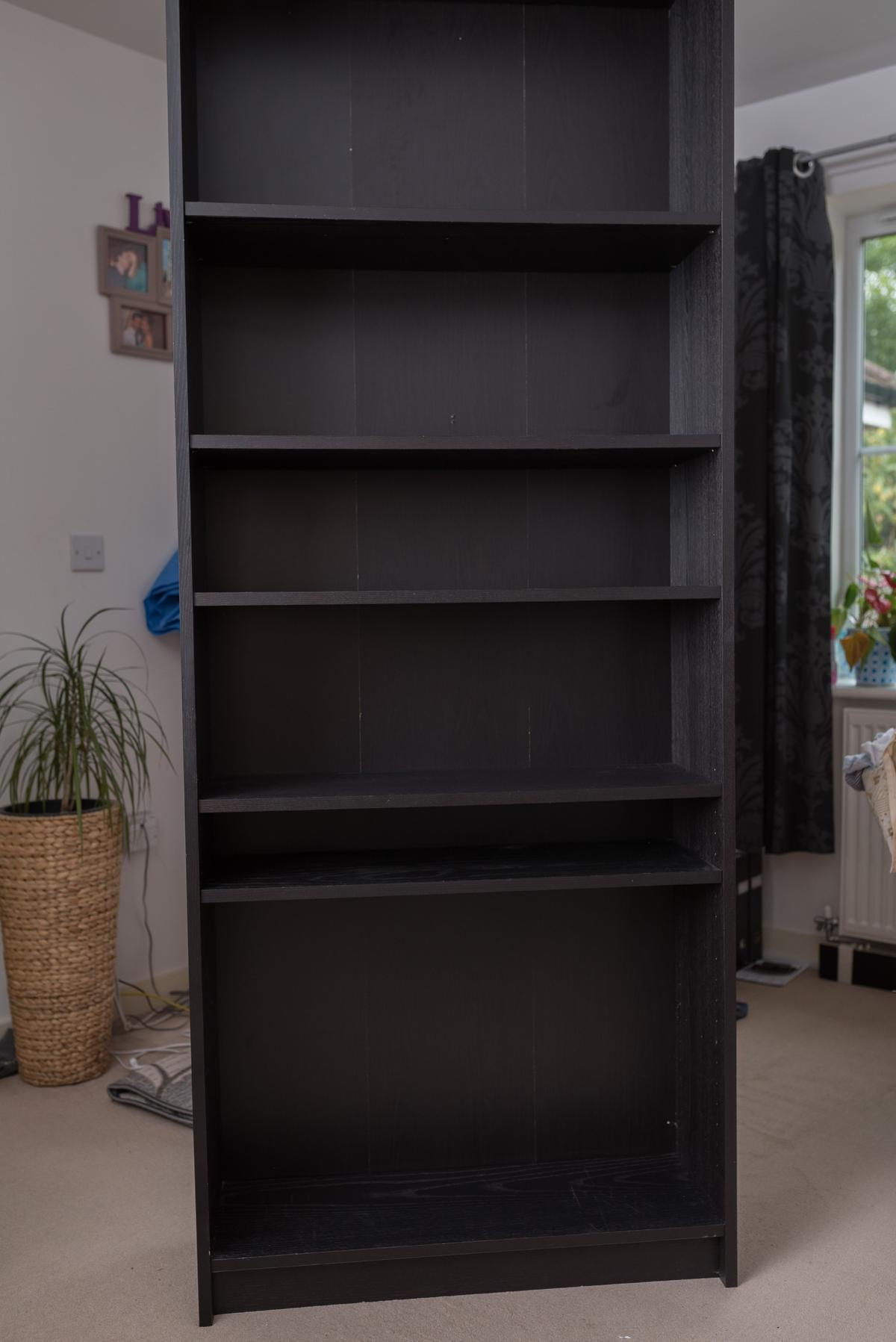 Ikea Billy Bookcase Black Brown In Rg2 Shinfield For