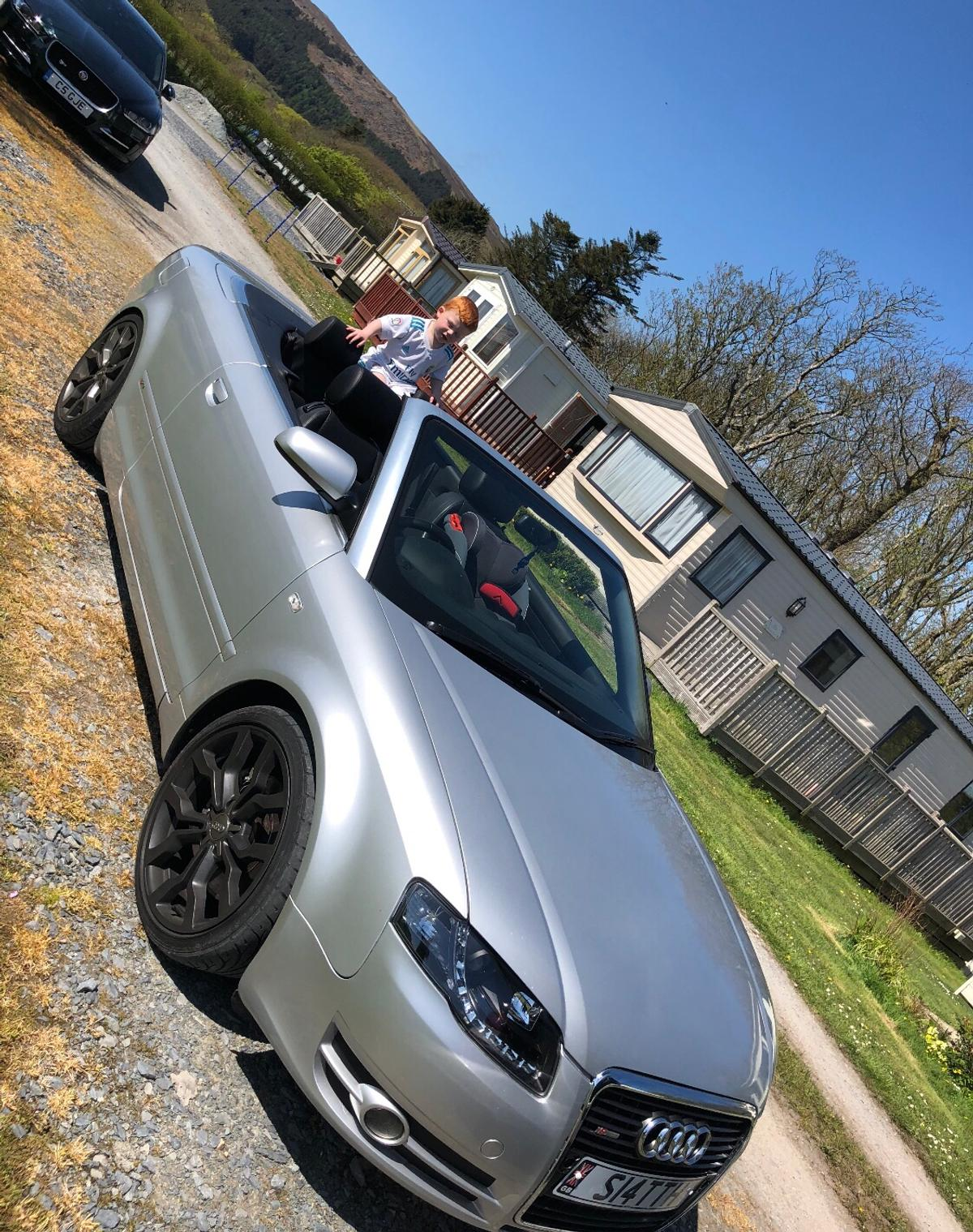 Audi A4 Convertible Lpg 70 Off Fuel Bills In Ch46 Wirral For
