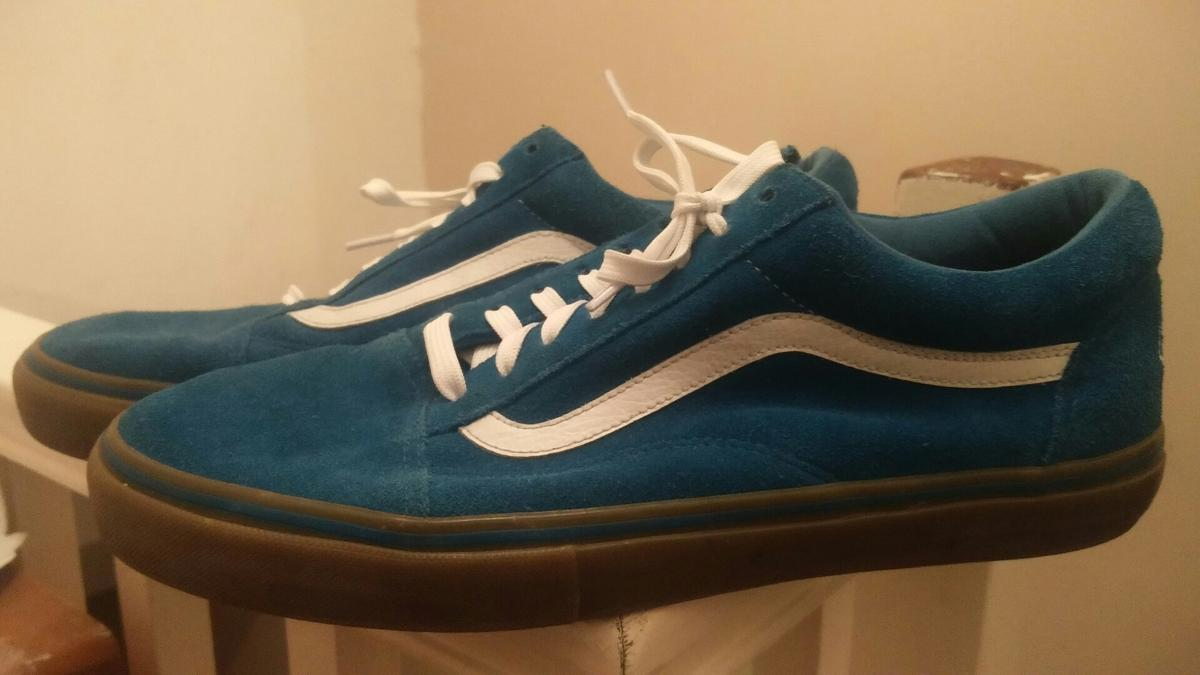 6ef3e6d7f987 Vans X Golf Wang X Syndicate Shoes in Wolverhampton for £85.00 for sale -  Shpock