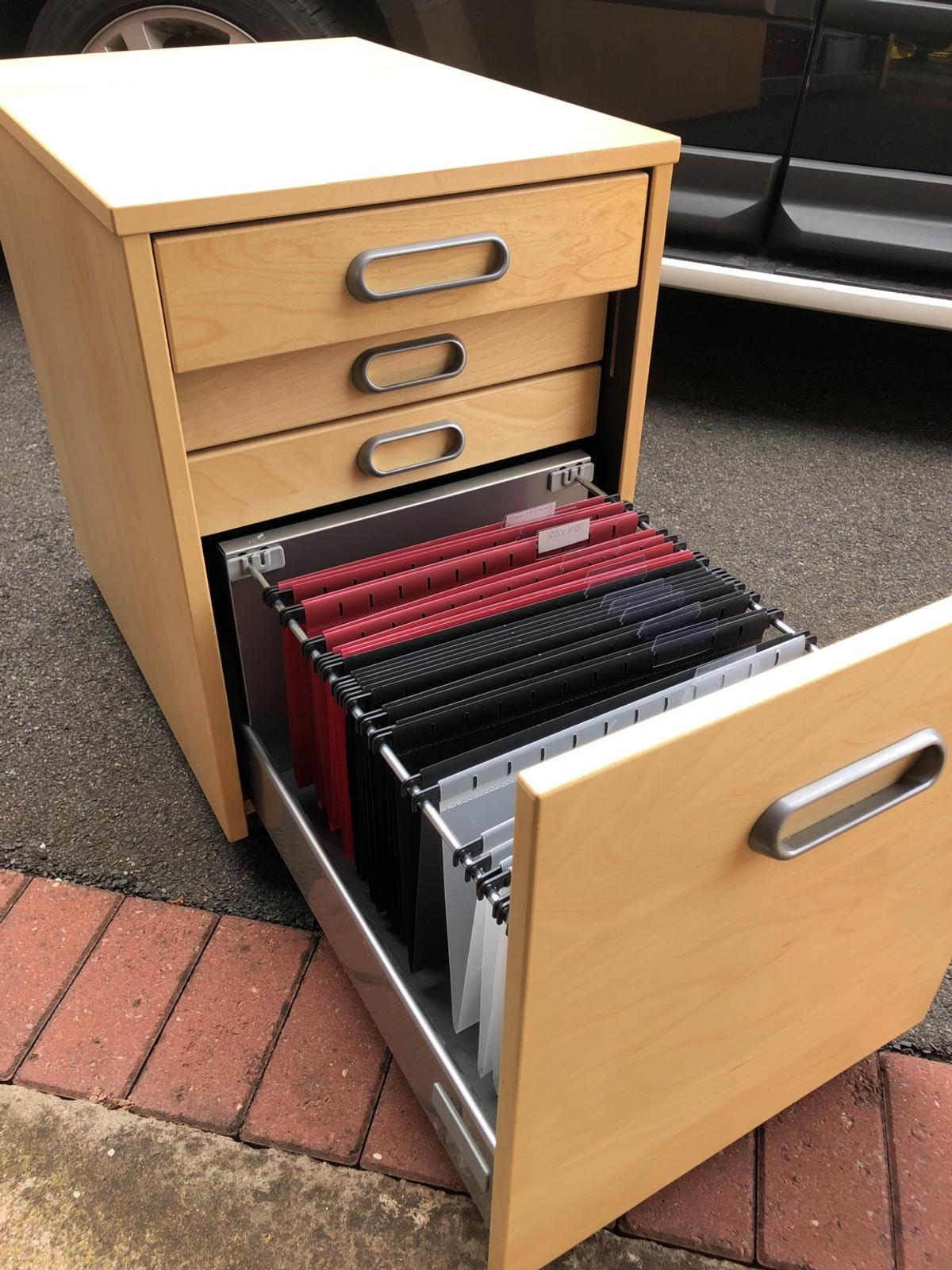 Magnificent Ikea Galant Birch Filing Cabinet In Dy6 Dudley For 40 00 Download Free Architecture Designs Xaembritishbridgeorg
