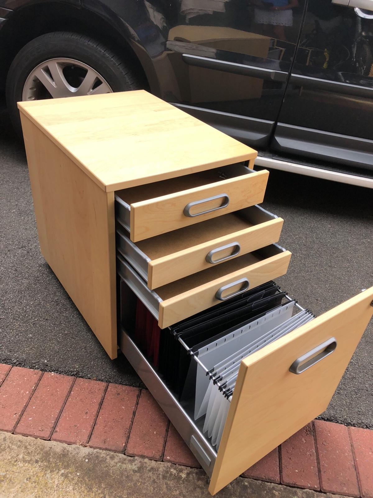 Marvelous Ikea Galant Birch Filing Cabinet In Dy6 Dudley For 40 00 Download Free Architecture Designs Xaembritishbridgeorg