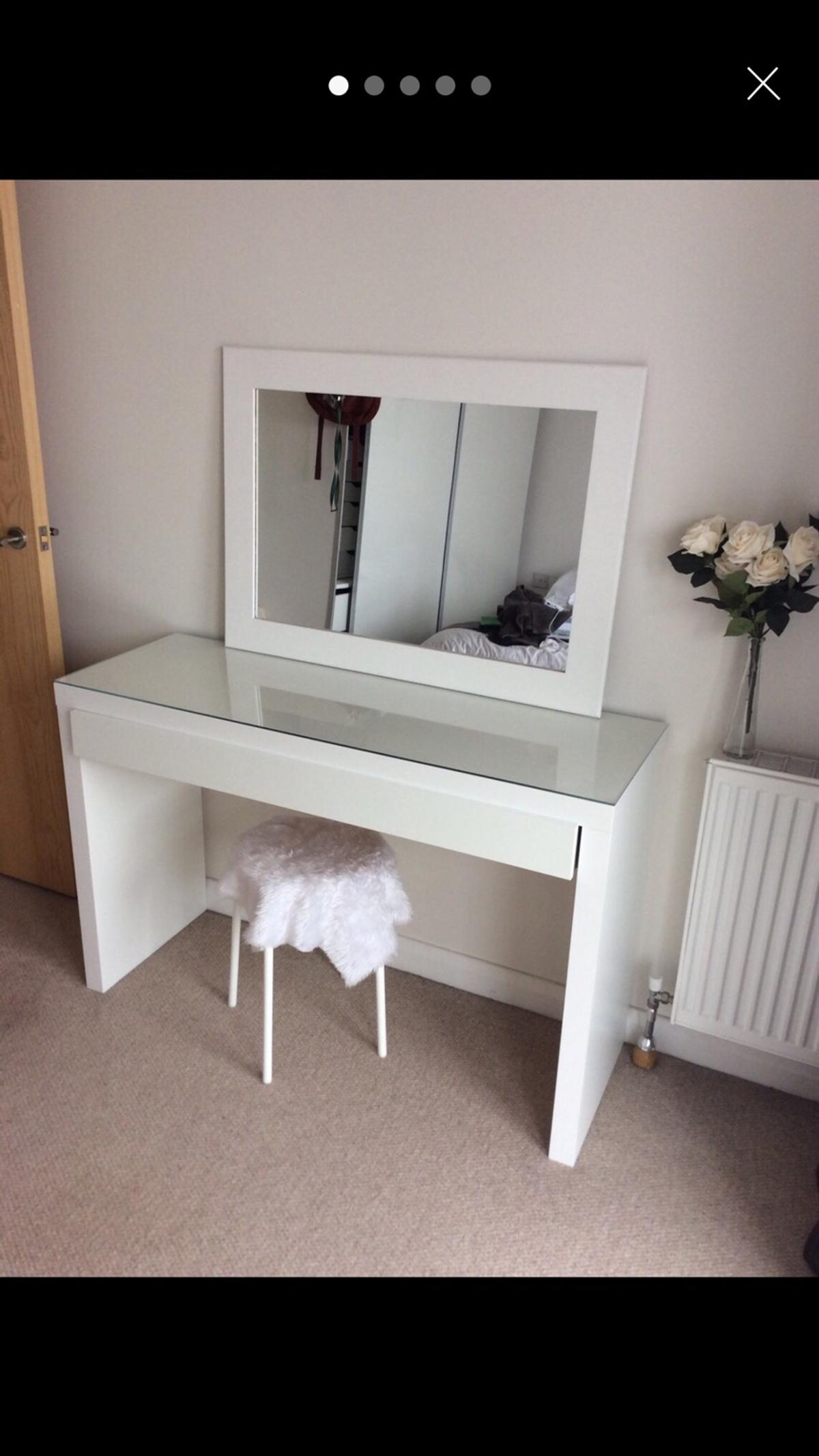 Ikea Malm Dressing Table In Kt2 London