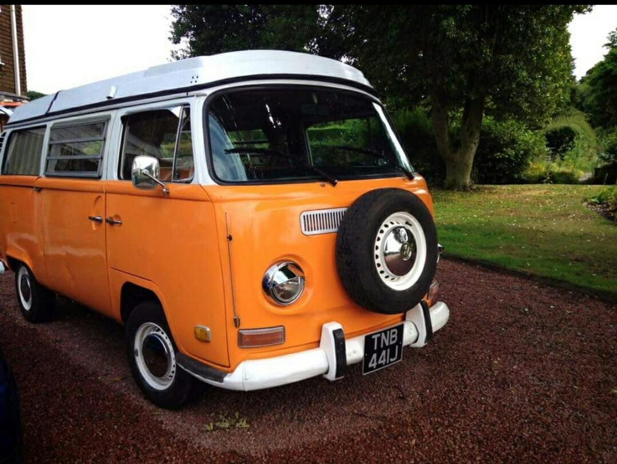 Vw camper T2 early bay 1971 westfalia in B61 Bromsgrove for