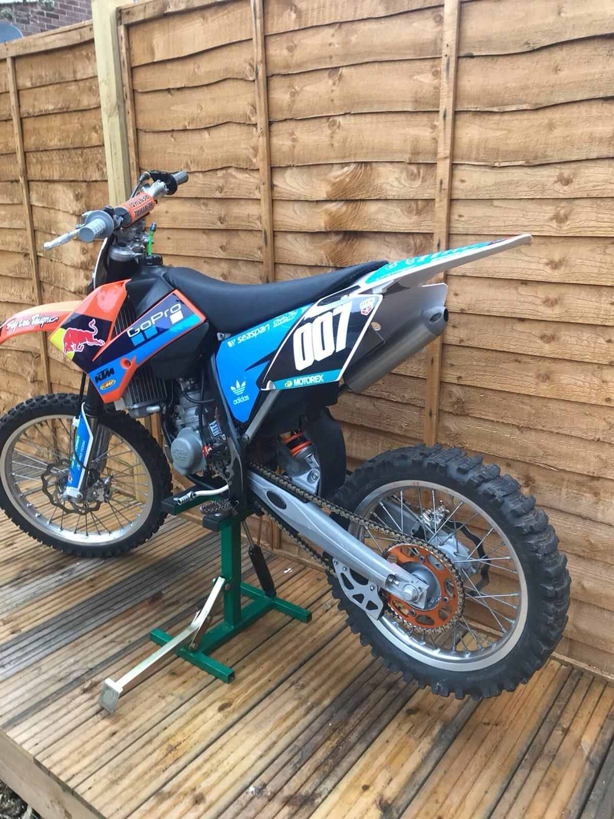 Ktm 85 sx full rebuild mint in Hove for £1,300 00 for sale