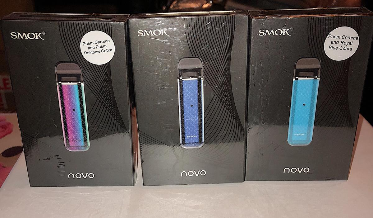 Smok Novo pod Kit Brand New