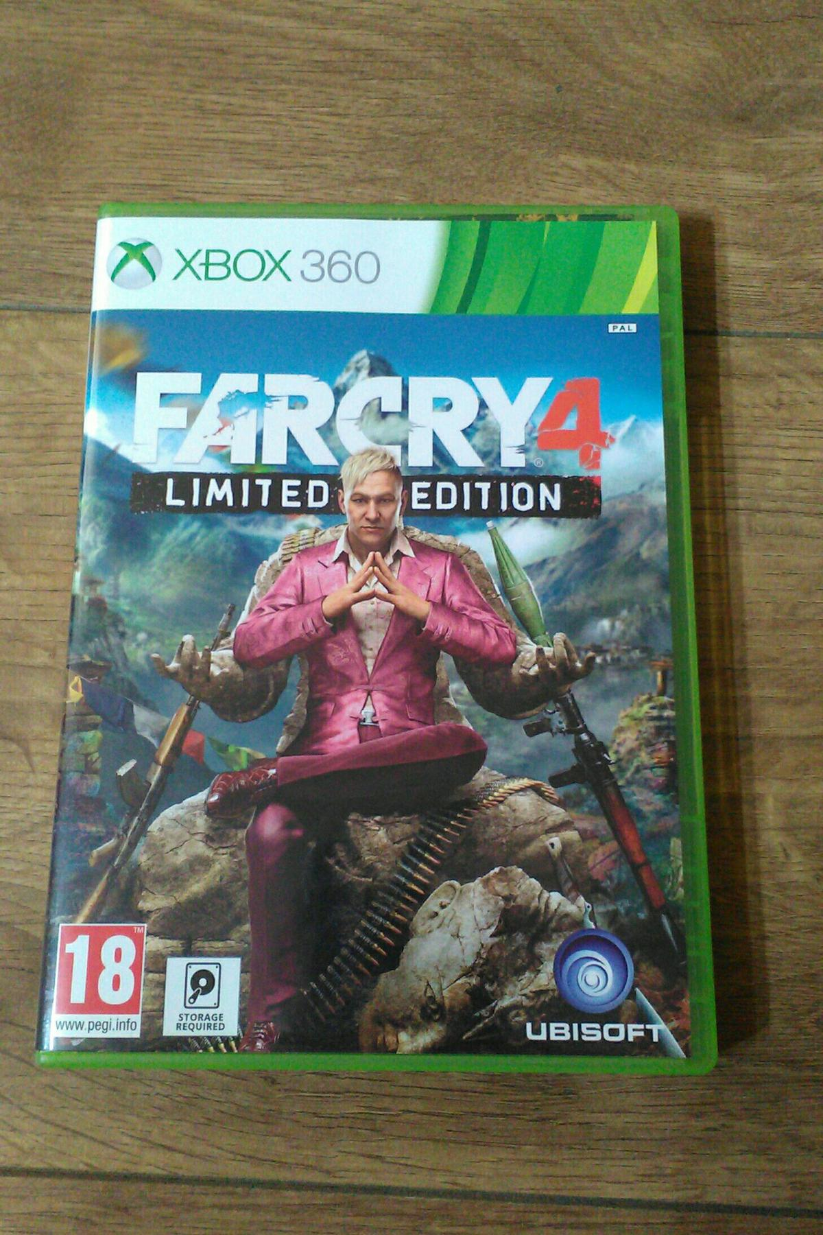 Xbox 360 Far Cry 4 In South Derbyshire For 4 00 For Sale Shpock