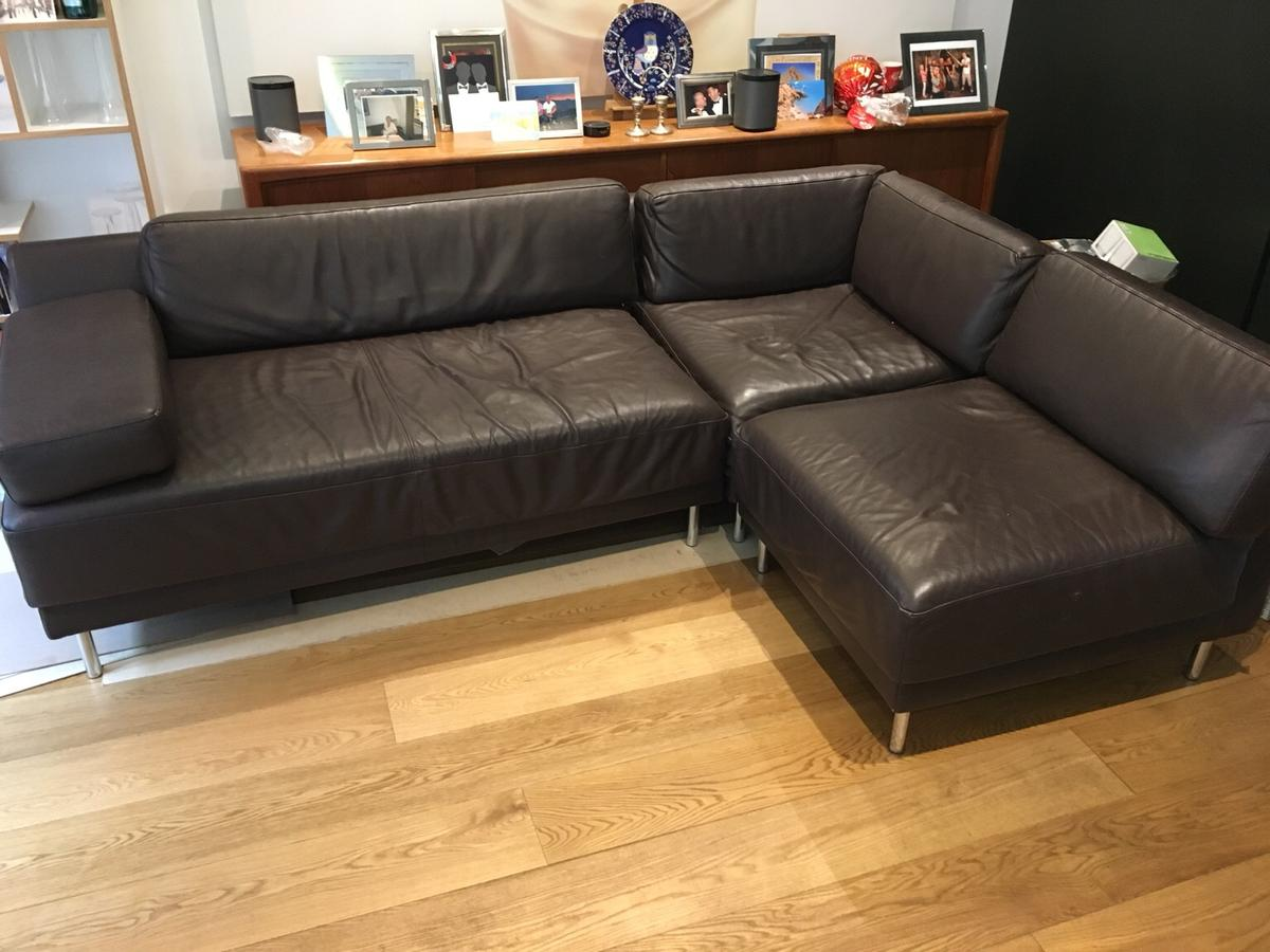 Excellent Great Habitat Modular Leather Sofa 300 Ono In Wc2 London Caraccident5 Cool Chair Designs And Ideas Caraccident5Info
