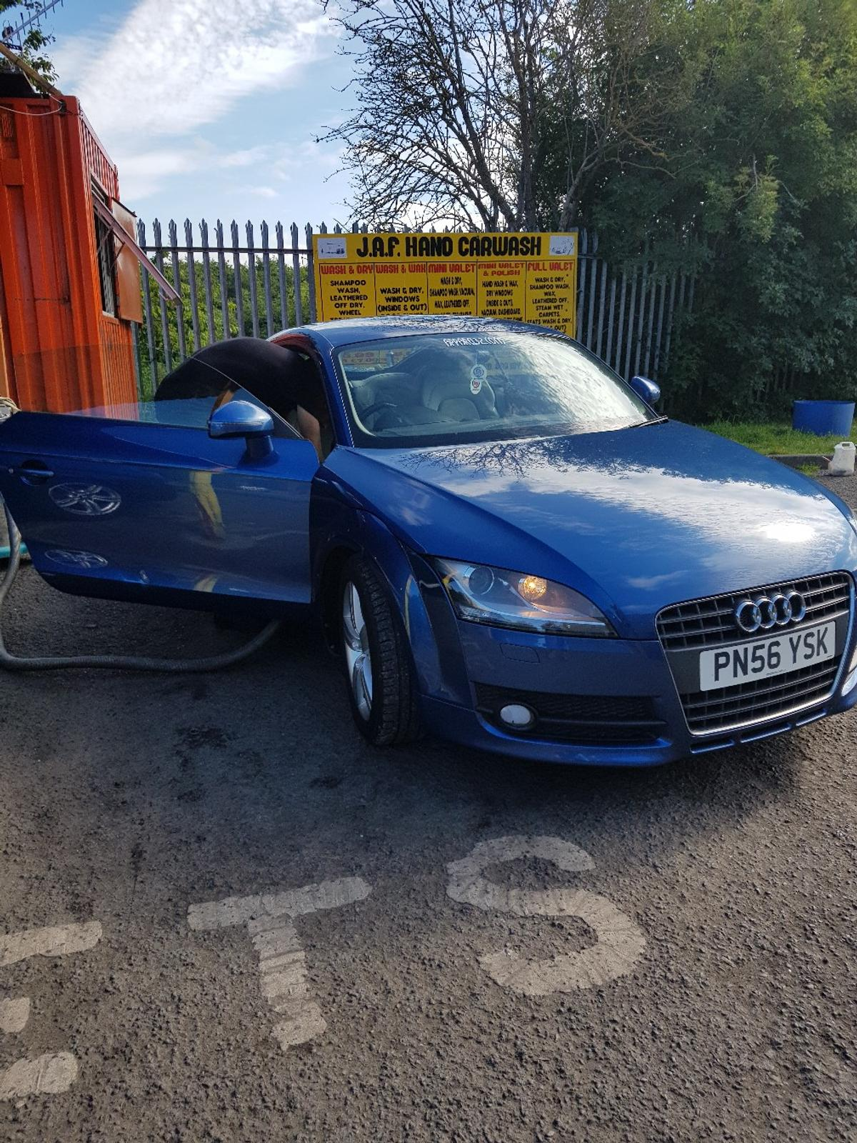 Audi tt 56 plate 197 bhp in SR2 Sunderland for £3,000 00 for