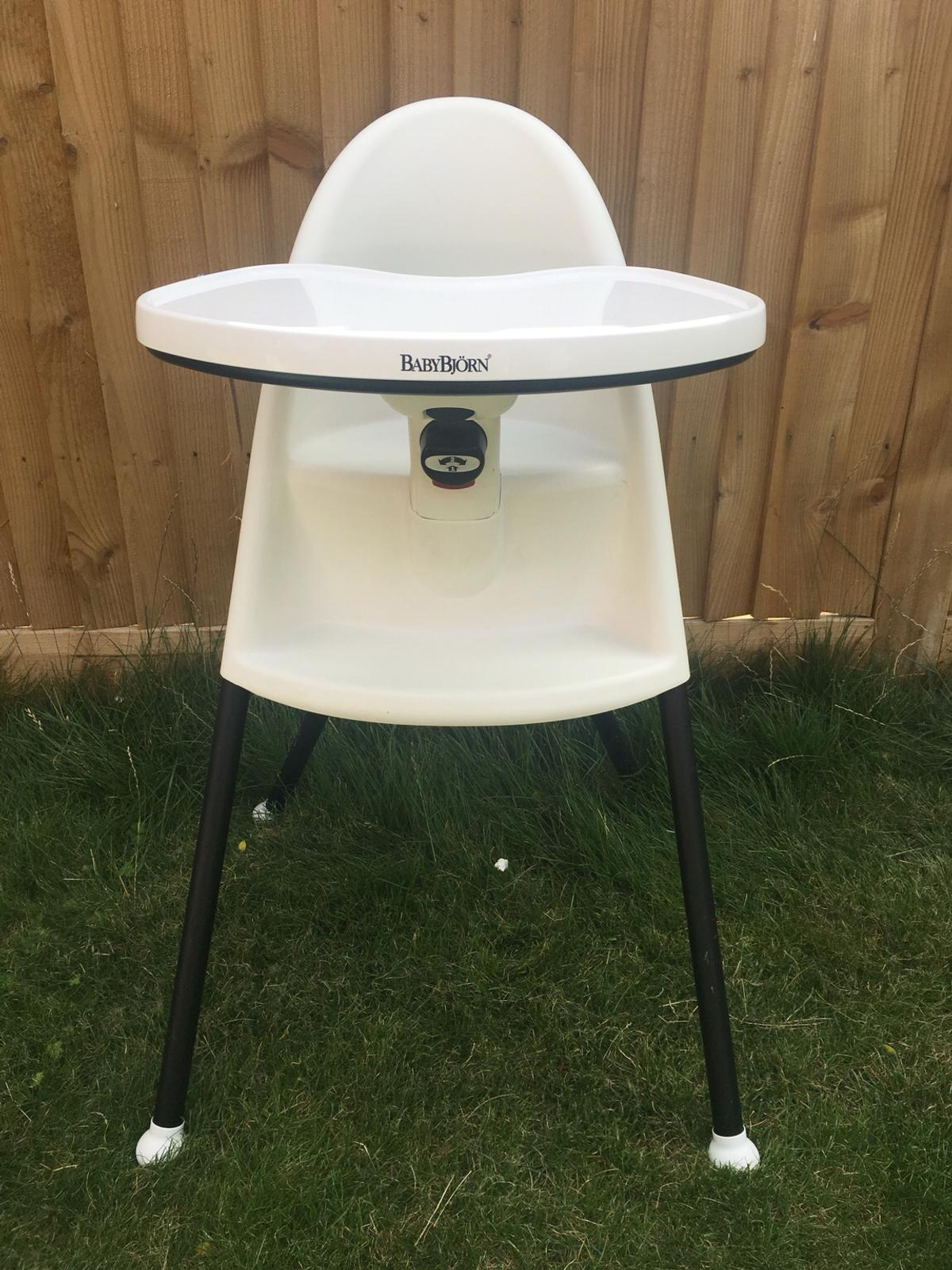 60af72d80db Baby Björn high chair in RG7 Wood for £80.00 for sale - Shpock