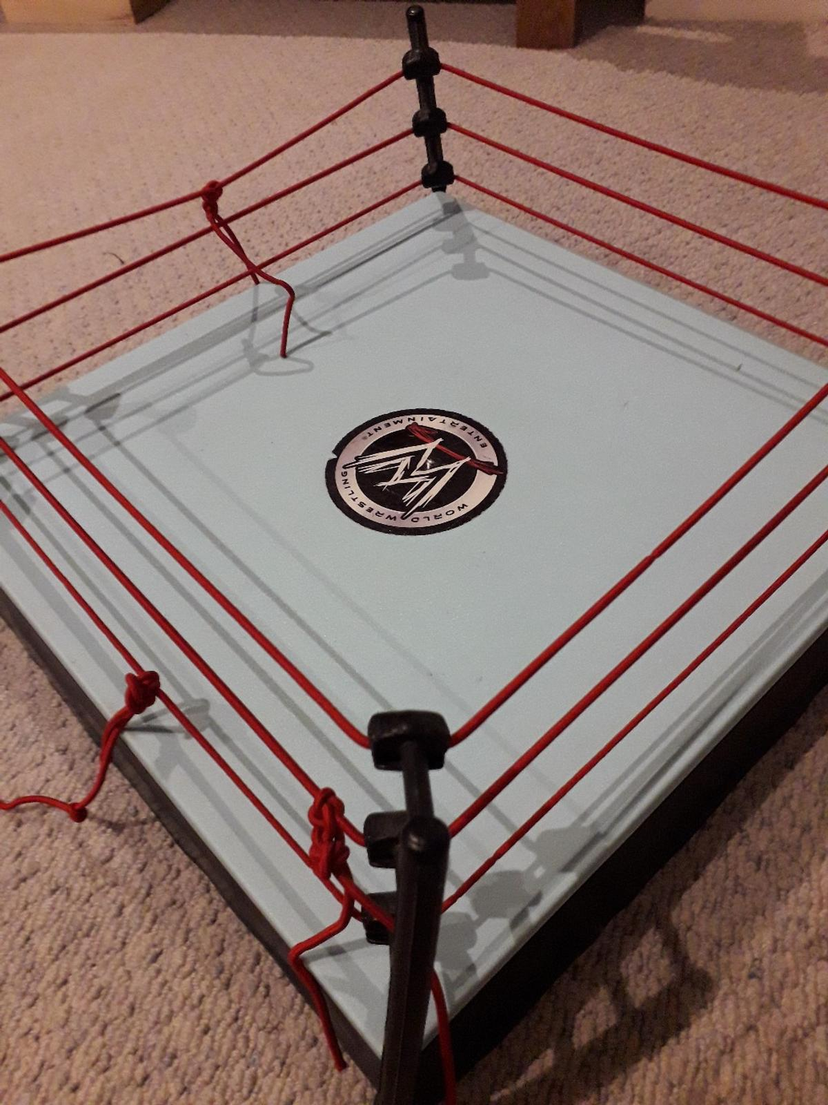 WWE wrestling ring REDUCED in HD6 Calderdale for £8 00 for